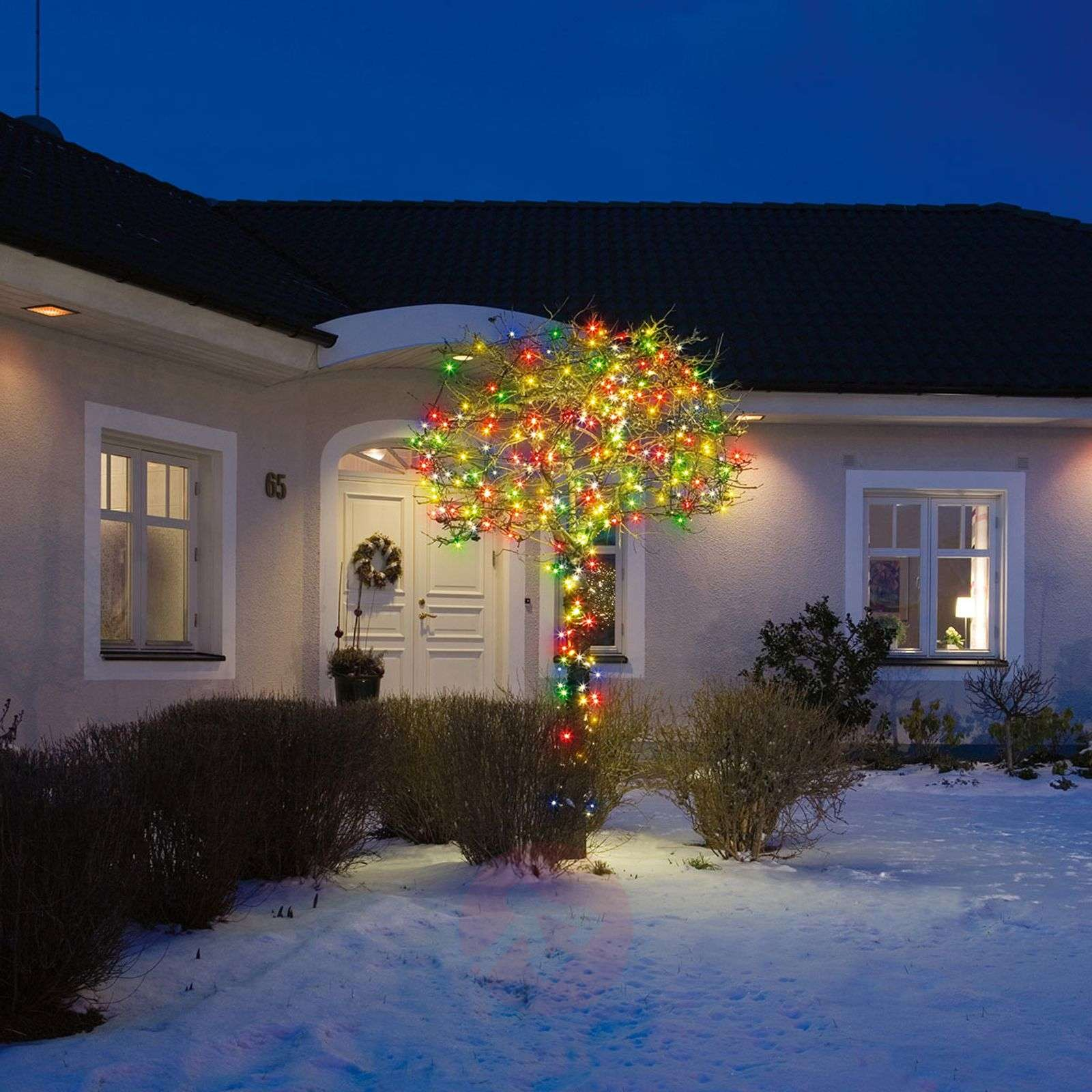 Micro-guirlande LED ext. multicolore 80/180 lampes-5524038X-01