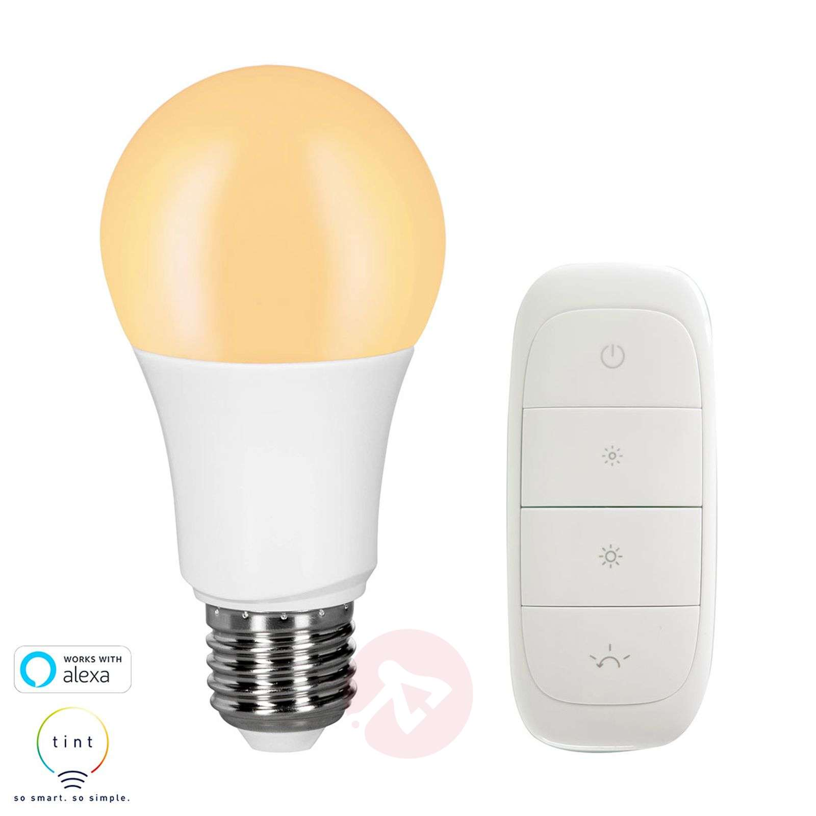 Müller Licht tint dimming ampoule LED E27 9W+dimm.-6520314-01