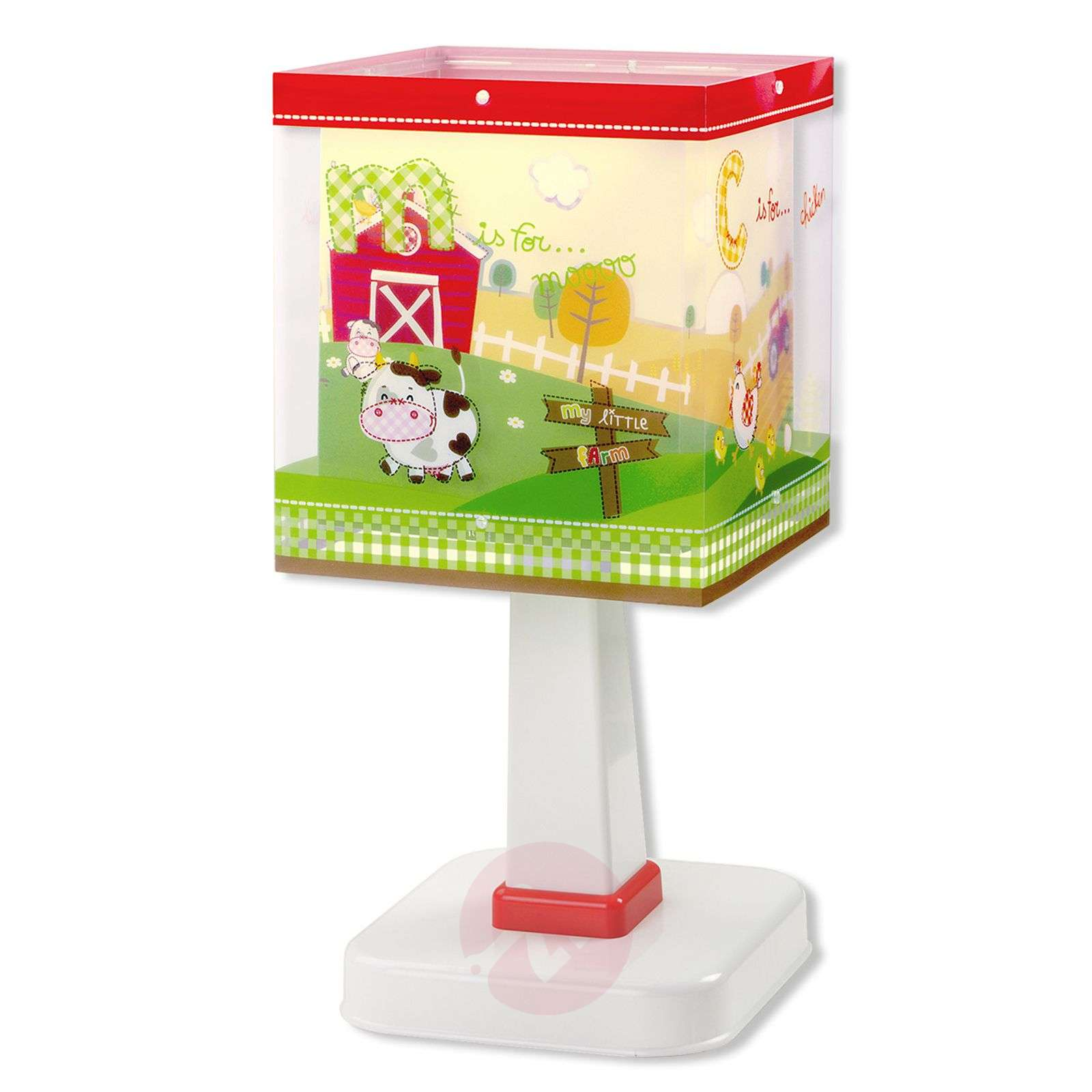 My little Farm lampe à poser pour enfants-2507352-01