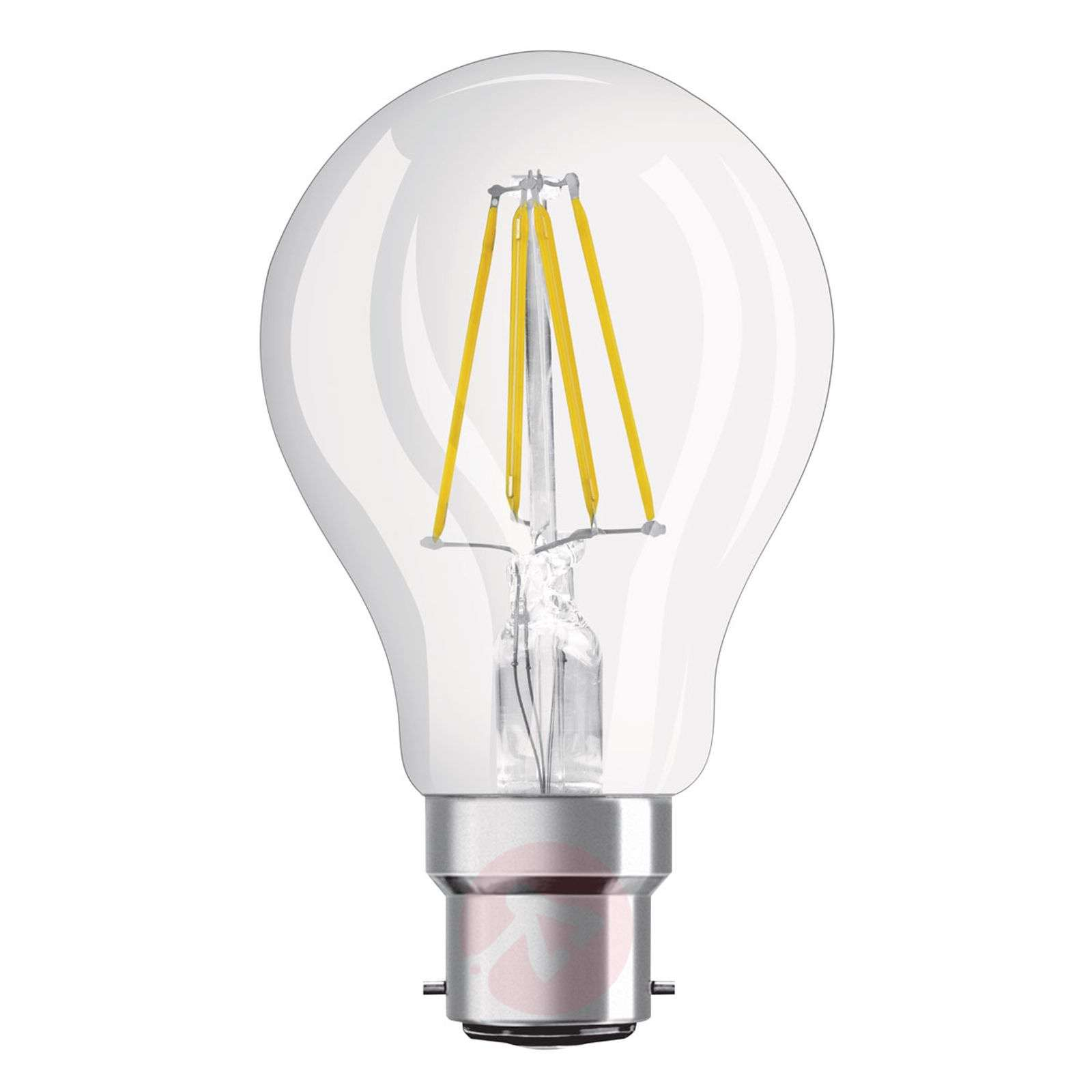 OSRAM ampoule LED B22d Superstar fil 827 7,5 W-7262151-01