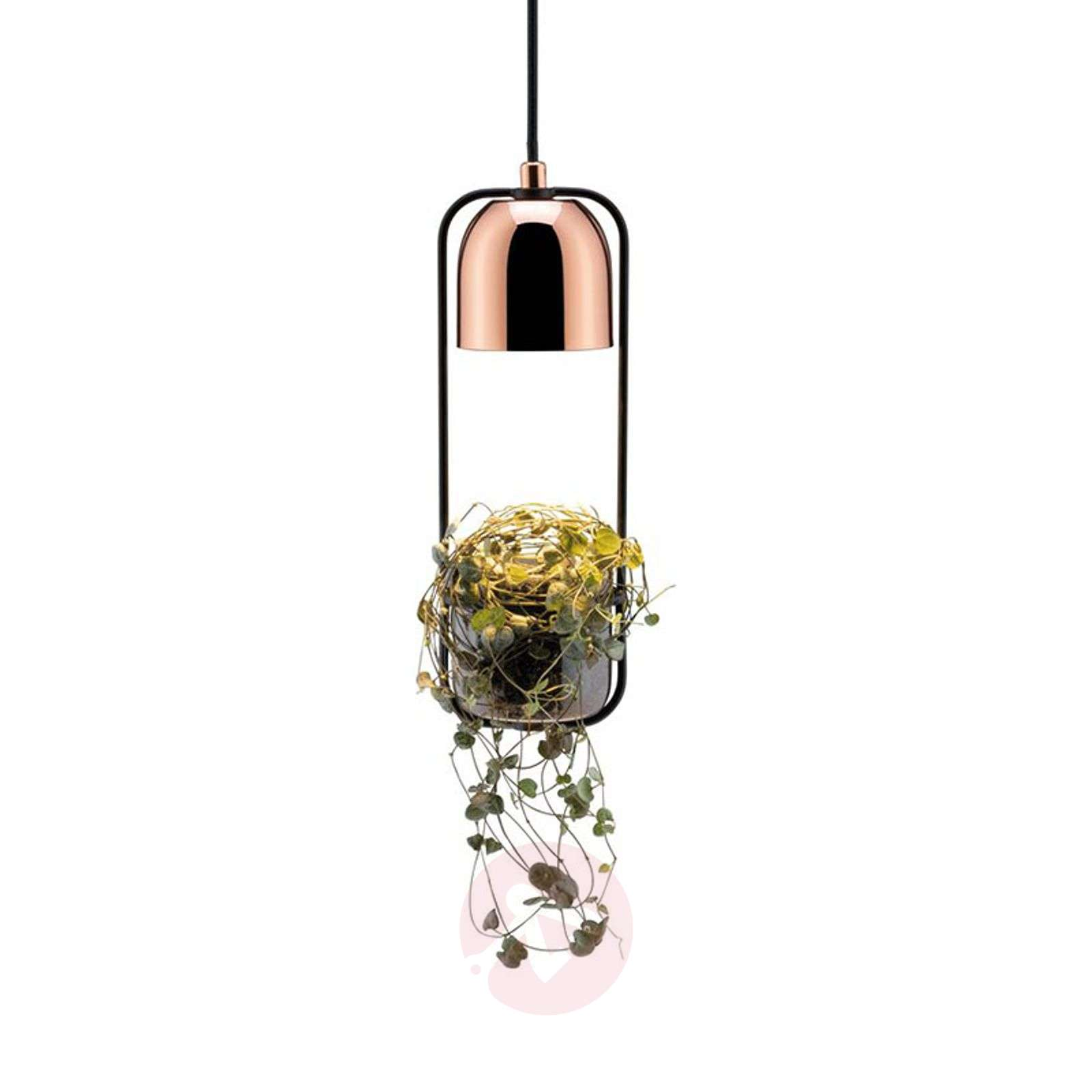 Paulmann suspension Fanja avec pot de fleur-7601445-01