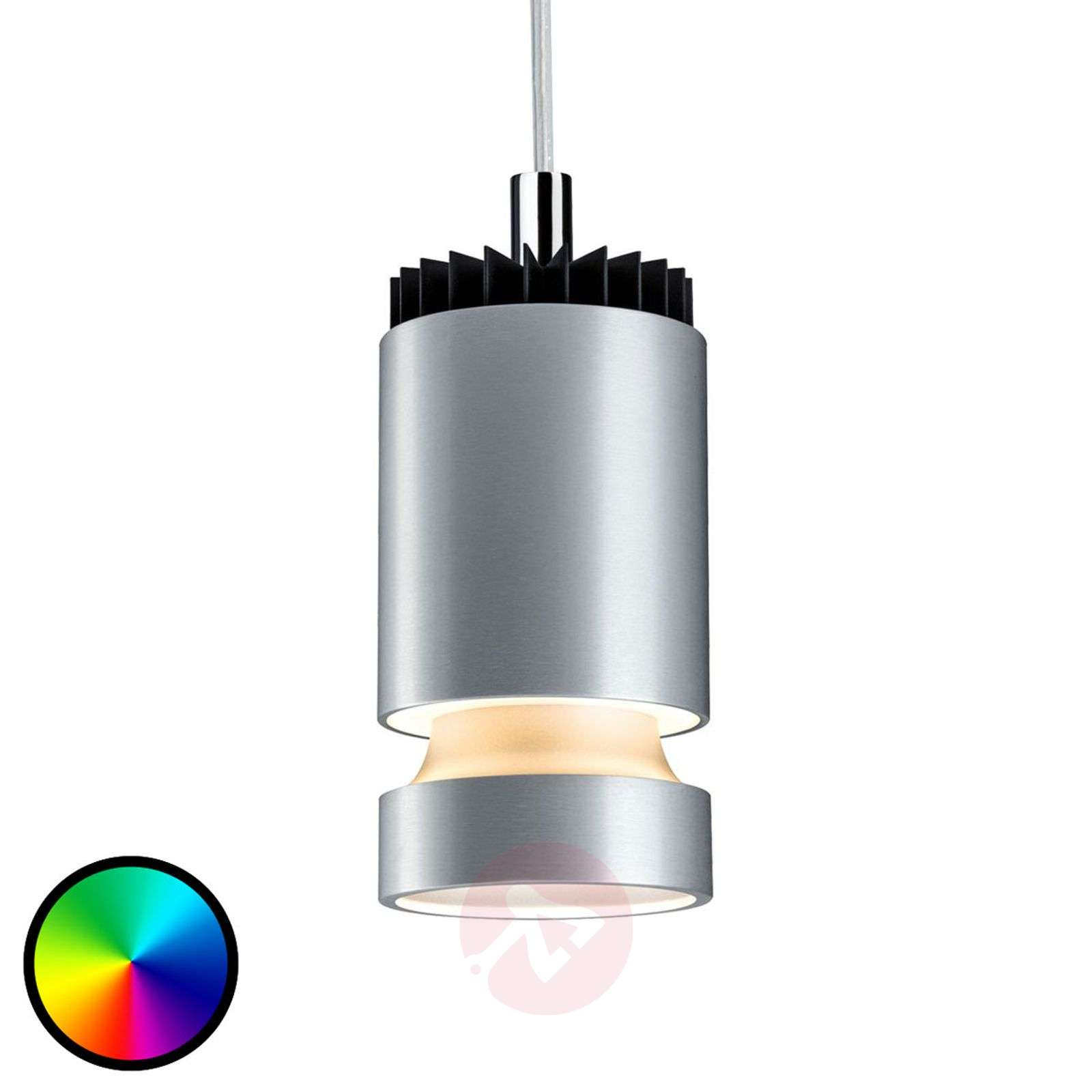 Paulmann VariLine suspension LED Shine, 2 700 K-7601494-01