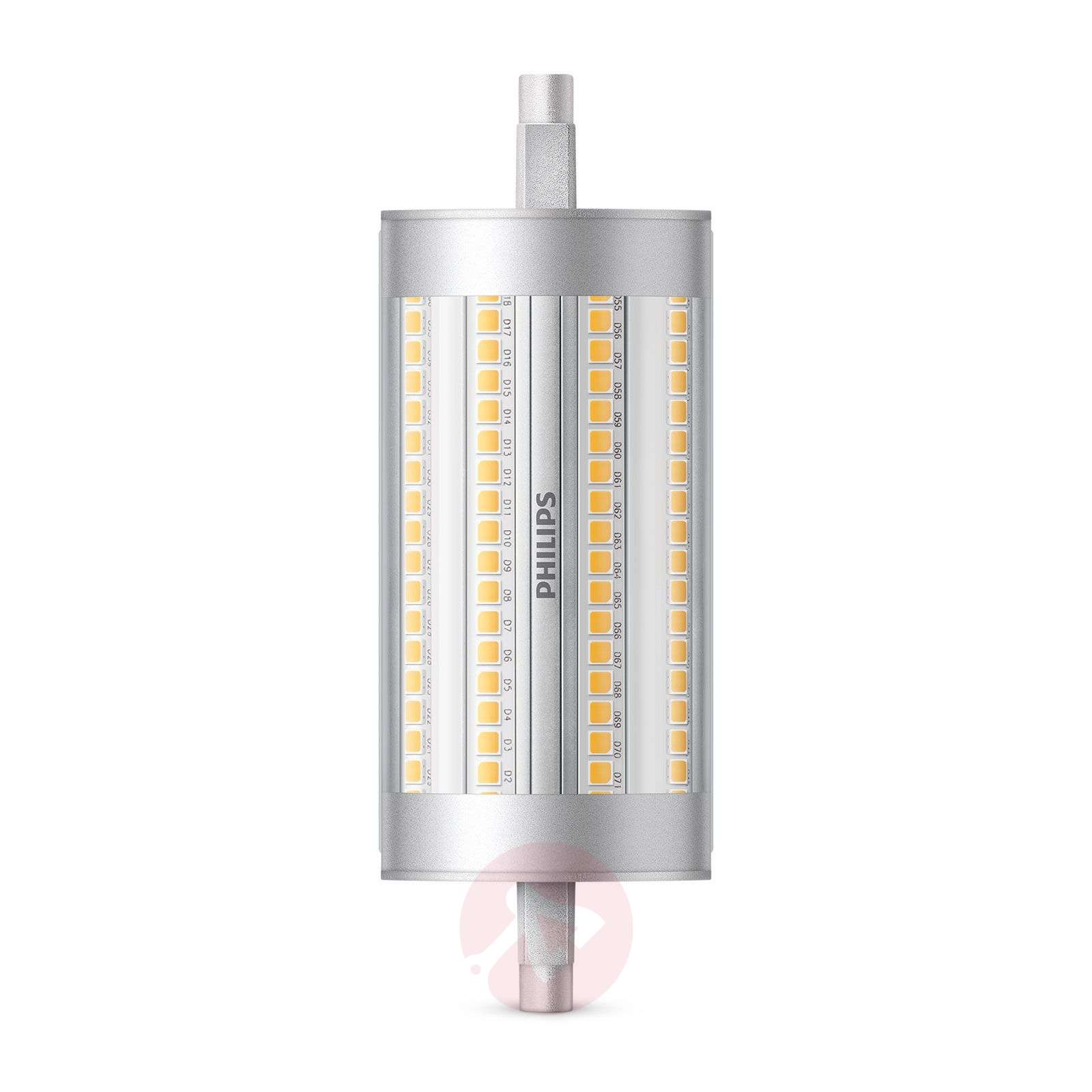 Philips ampoule LED R7S 17,5 W 3 000 K dimmable