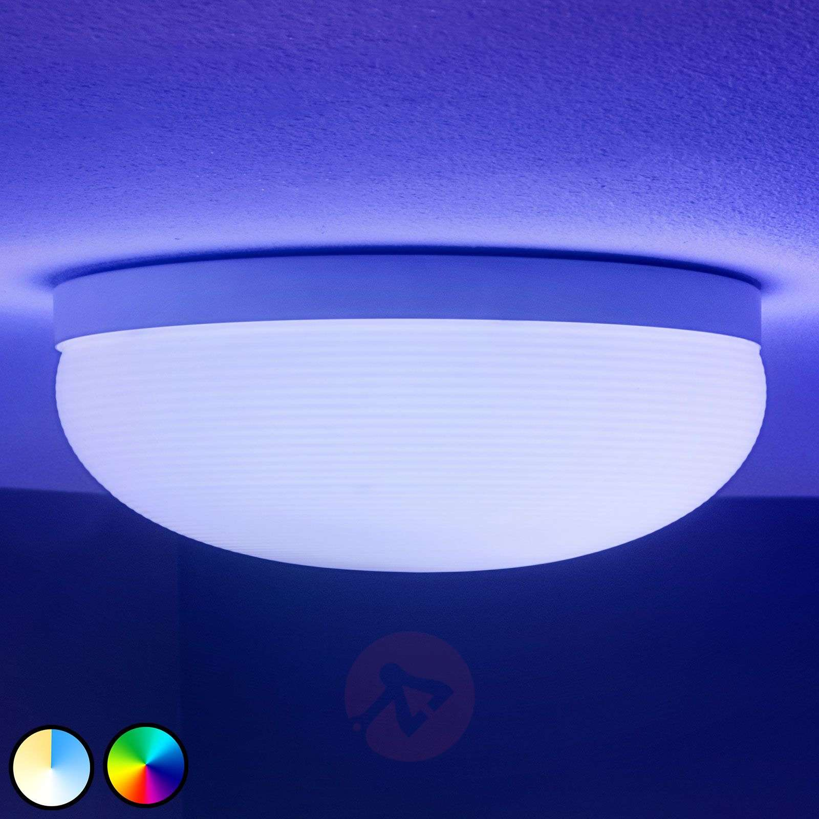 Philips Hue Flourish plafonnier LED, RGBW-7534158-01