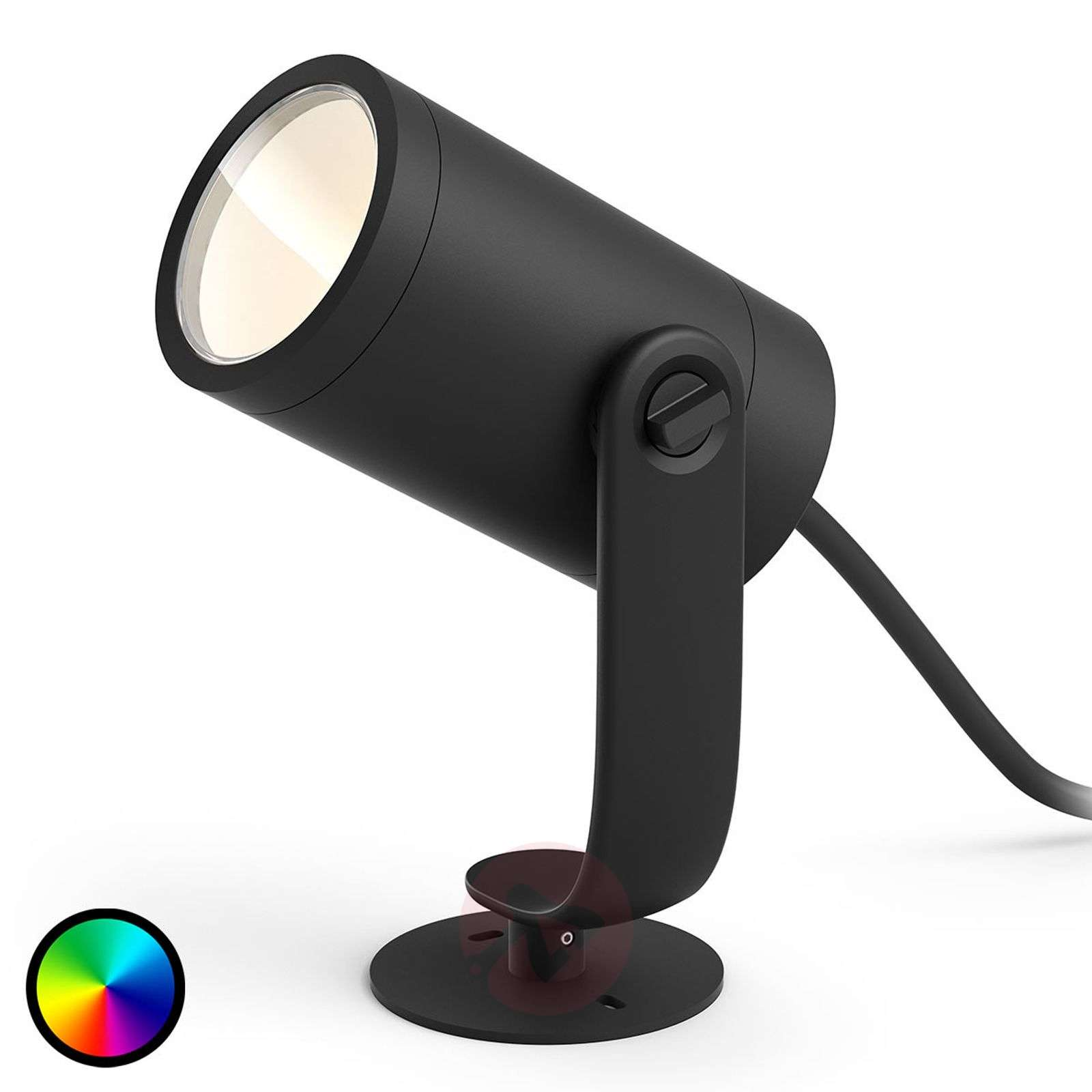 Philips Hue spot LED d'extension Lily à 1 lampe