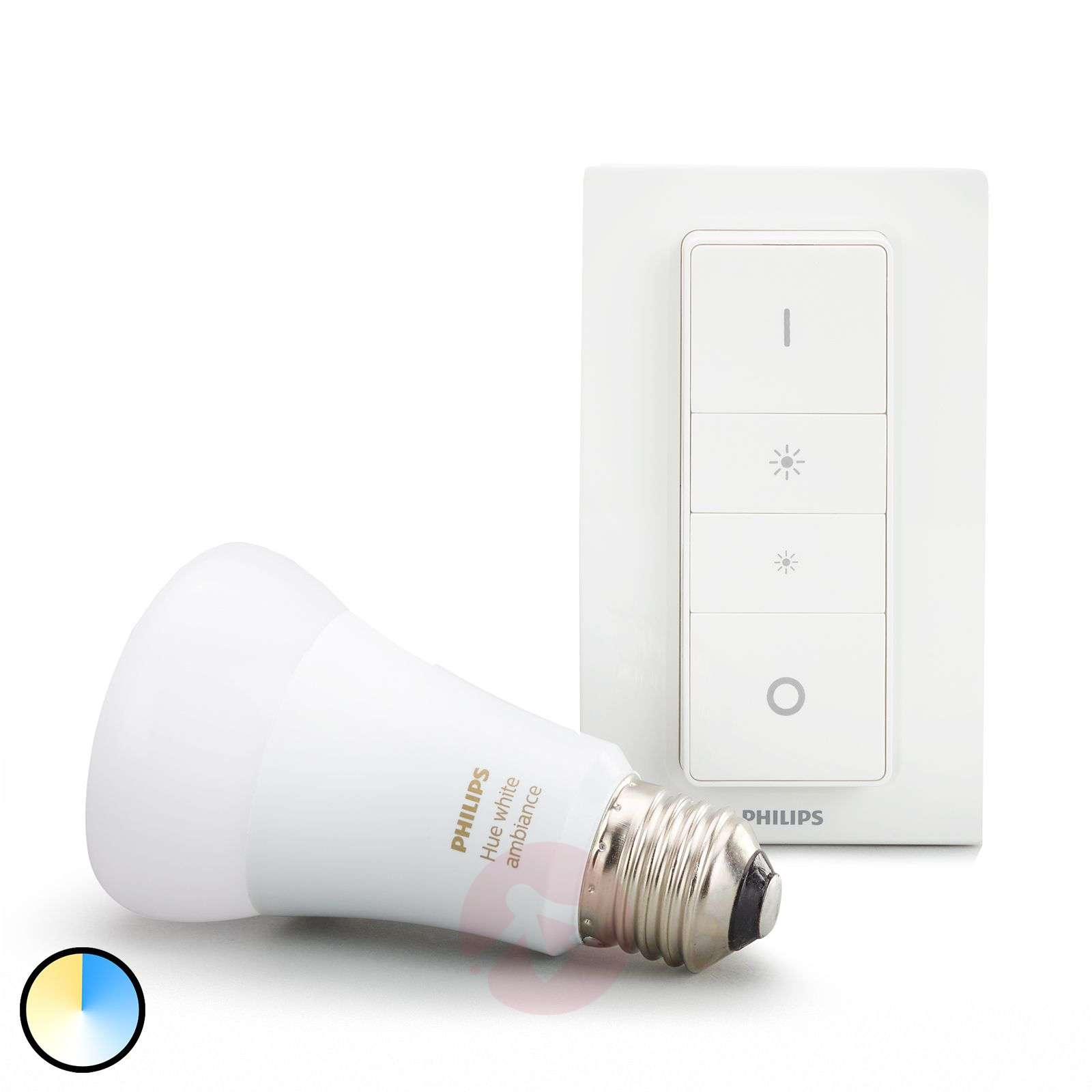 Philips Hue White Ambiance 8,5 W E27 variateur-7534126-01