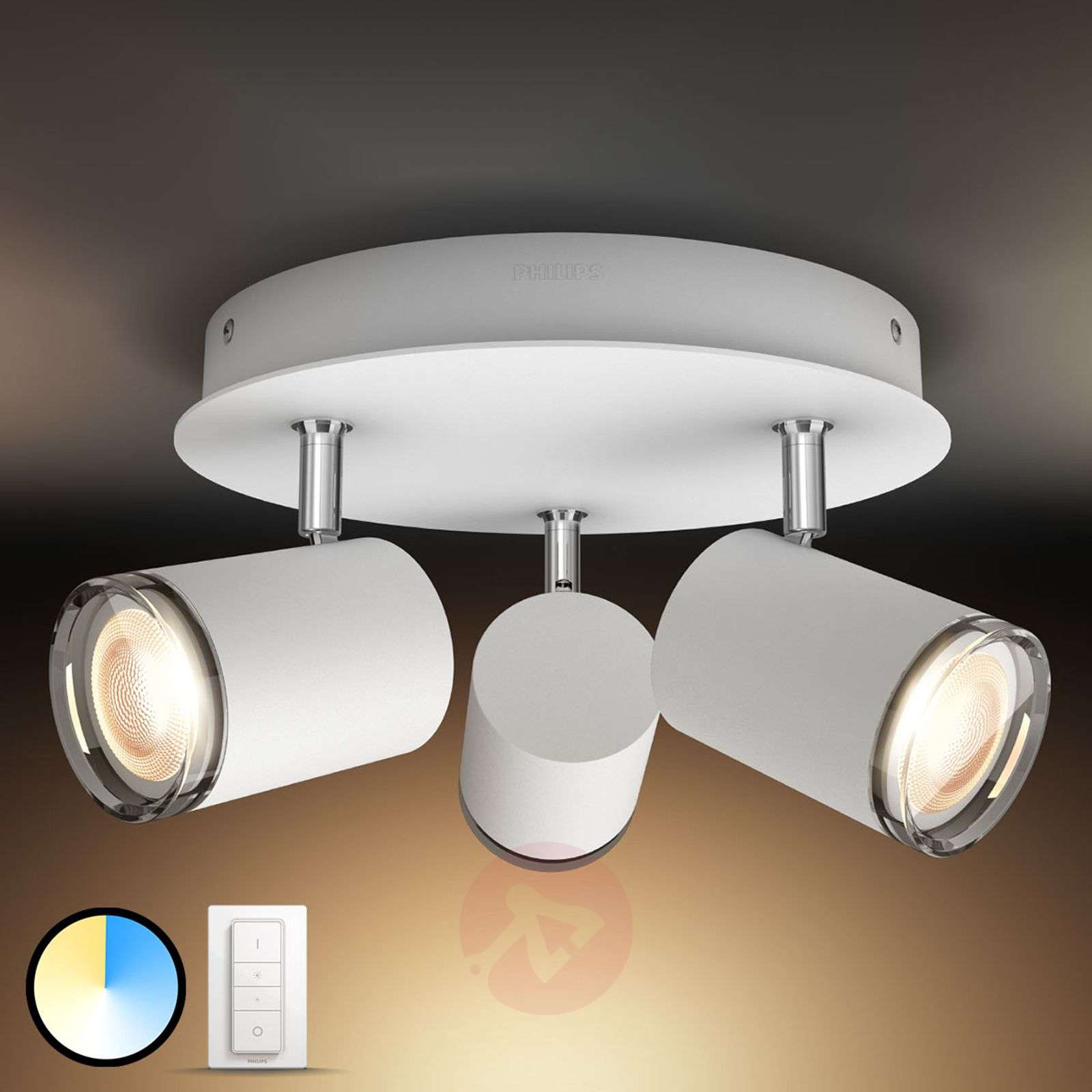 Philips Hue White Ambiance Adore plafonnier LED-7534074-01
