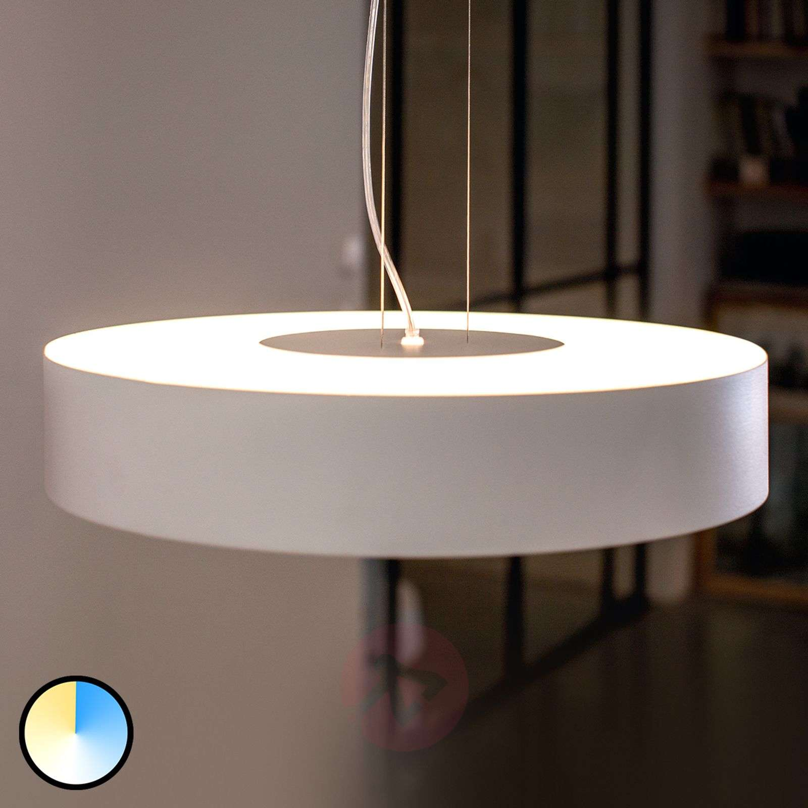 Philips Hue White Ambiance Fair suspension blanche-7531875-01