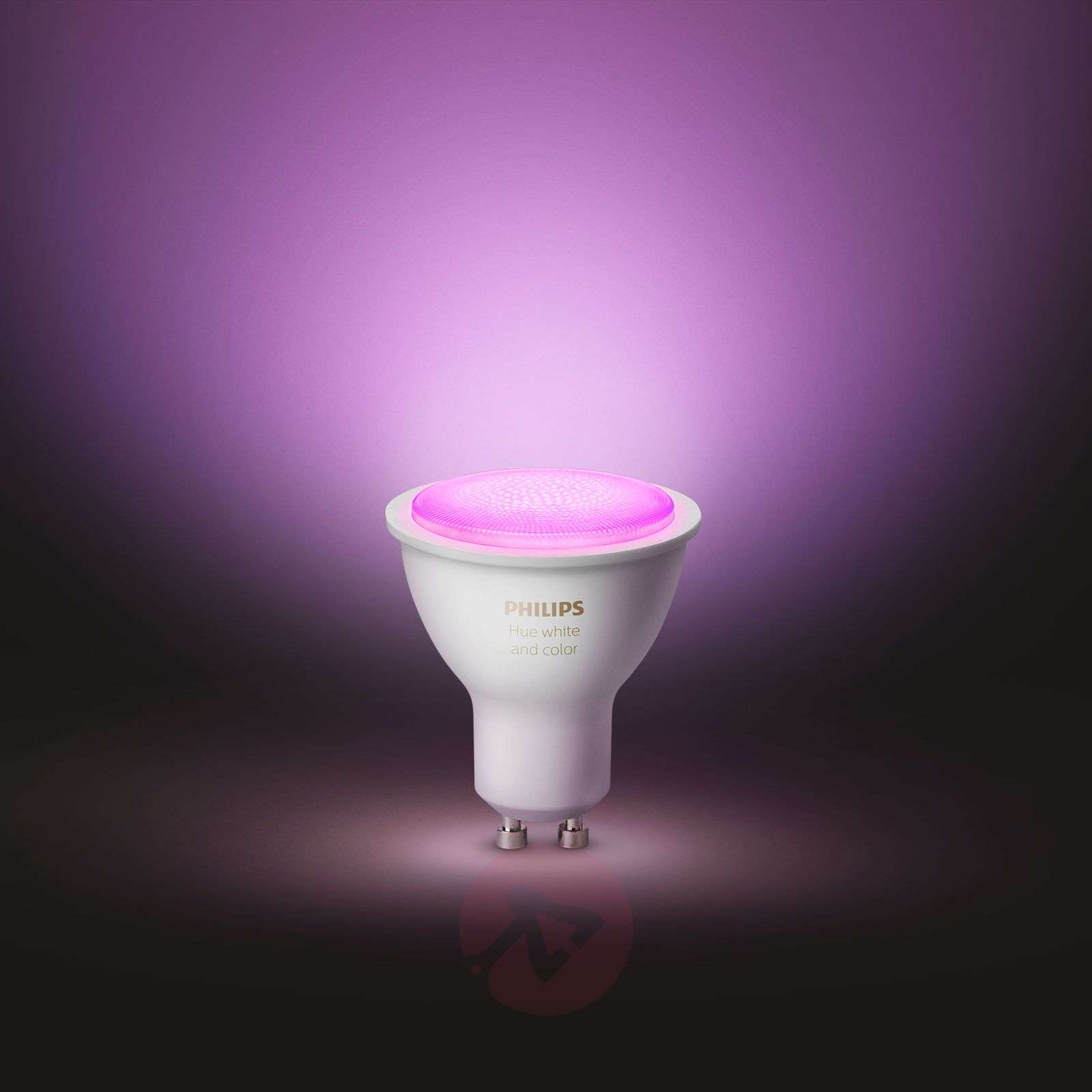 Philips Hue White and Color Ambiance 5,7W GU10 par 2-7534131-01