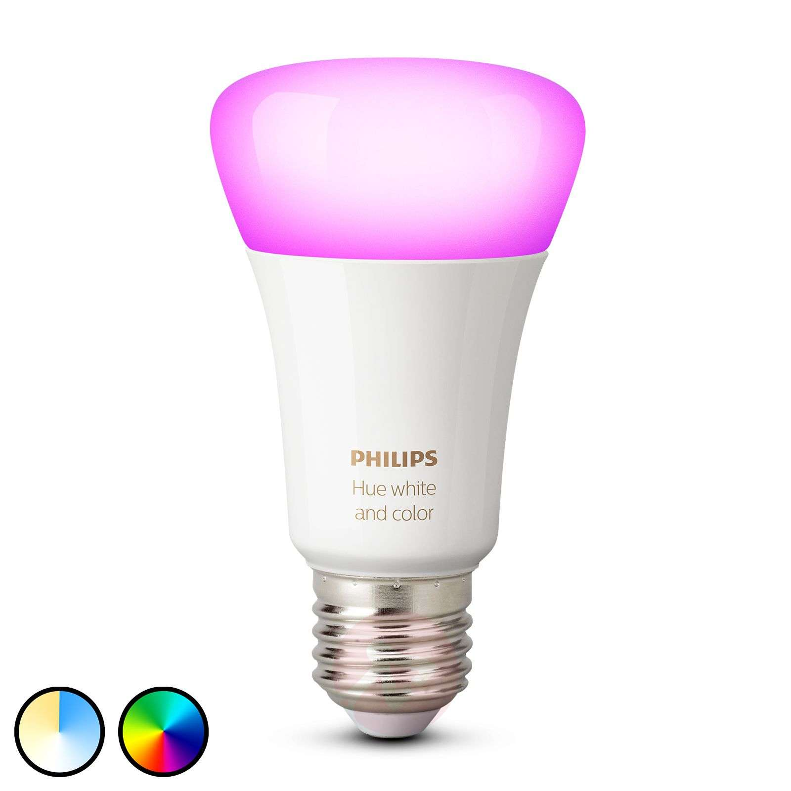 Philips Hue White and Color Ambiance 9W E27 LED-7534134-01