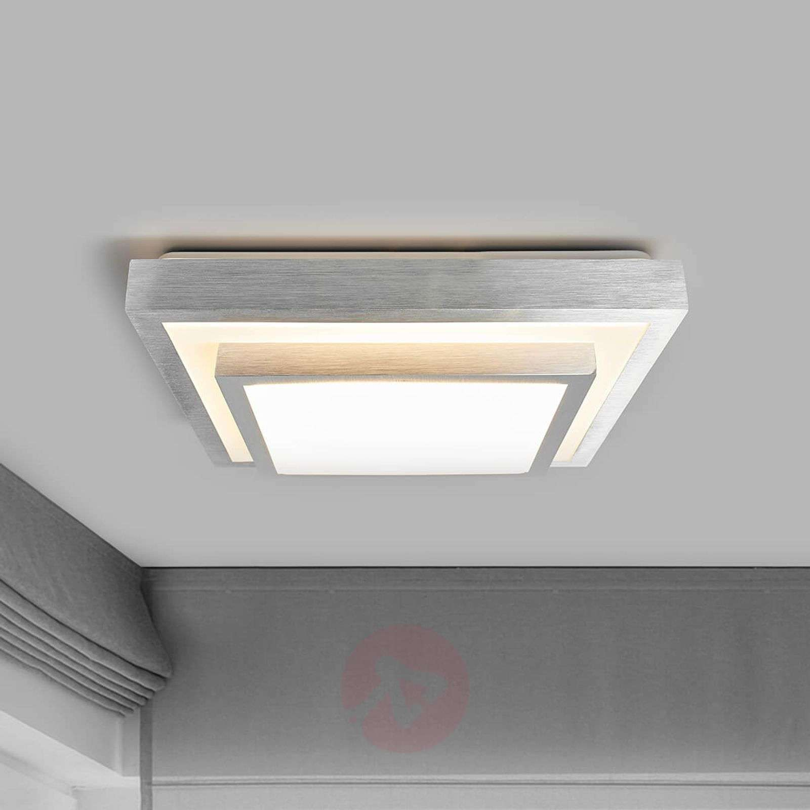 Plafonnier LED Huberta à éclairage fort-9974016-01