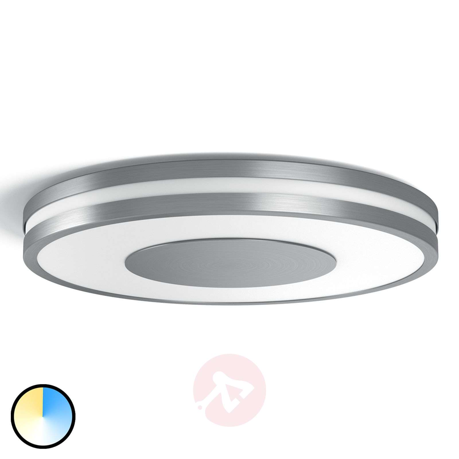 Plafonnier Hue Led Variateur Philips Avec Being OiTPukXZ
