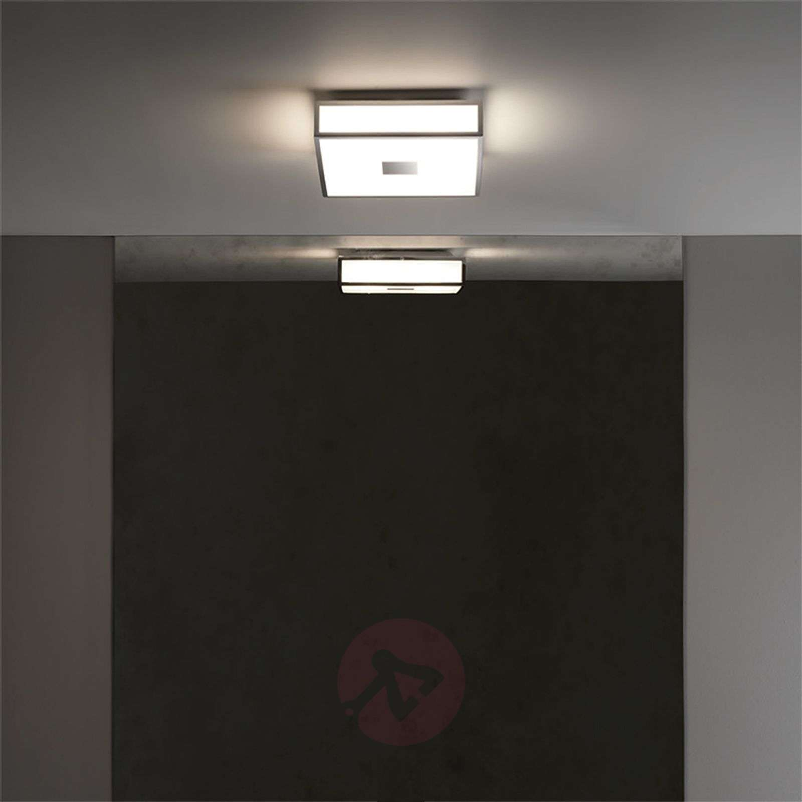 Plafonnier LED rectangulaire Mashiko avec IP44-1020550-01