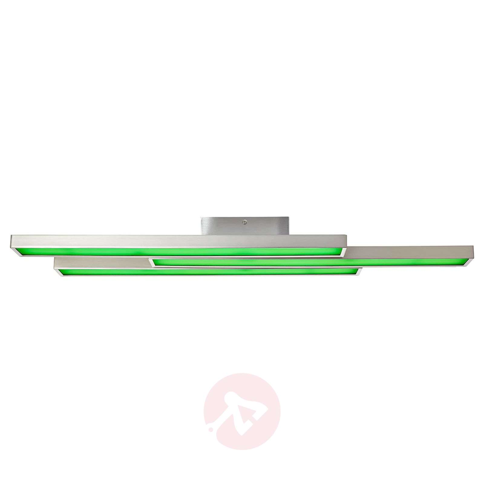 Plafonnier LED WiZ Sword, brillant et astucieux-1509475-01