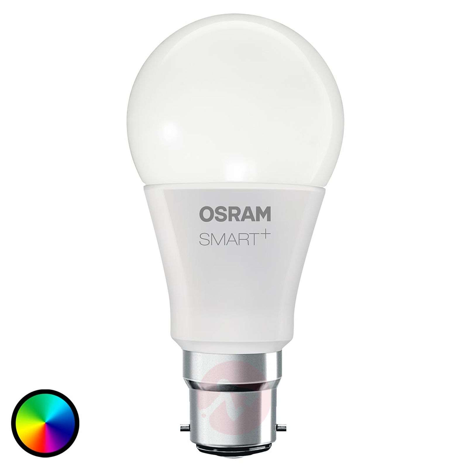 SMART+ LED B22 10W, RGBW, 800 lm, dimmable-7262125-01