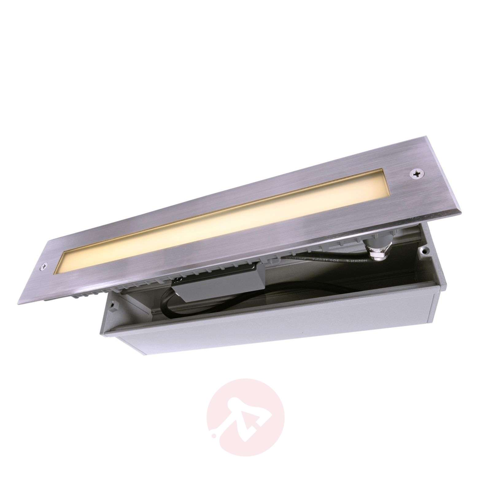 Spot encastrable dans le sol LED Line, 32,8 cm