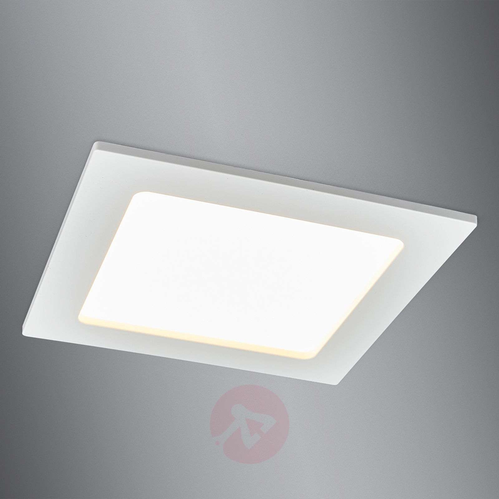 Spot encastrable LED discret Feva, 10,5 W-9978017-019