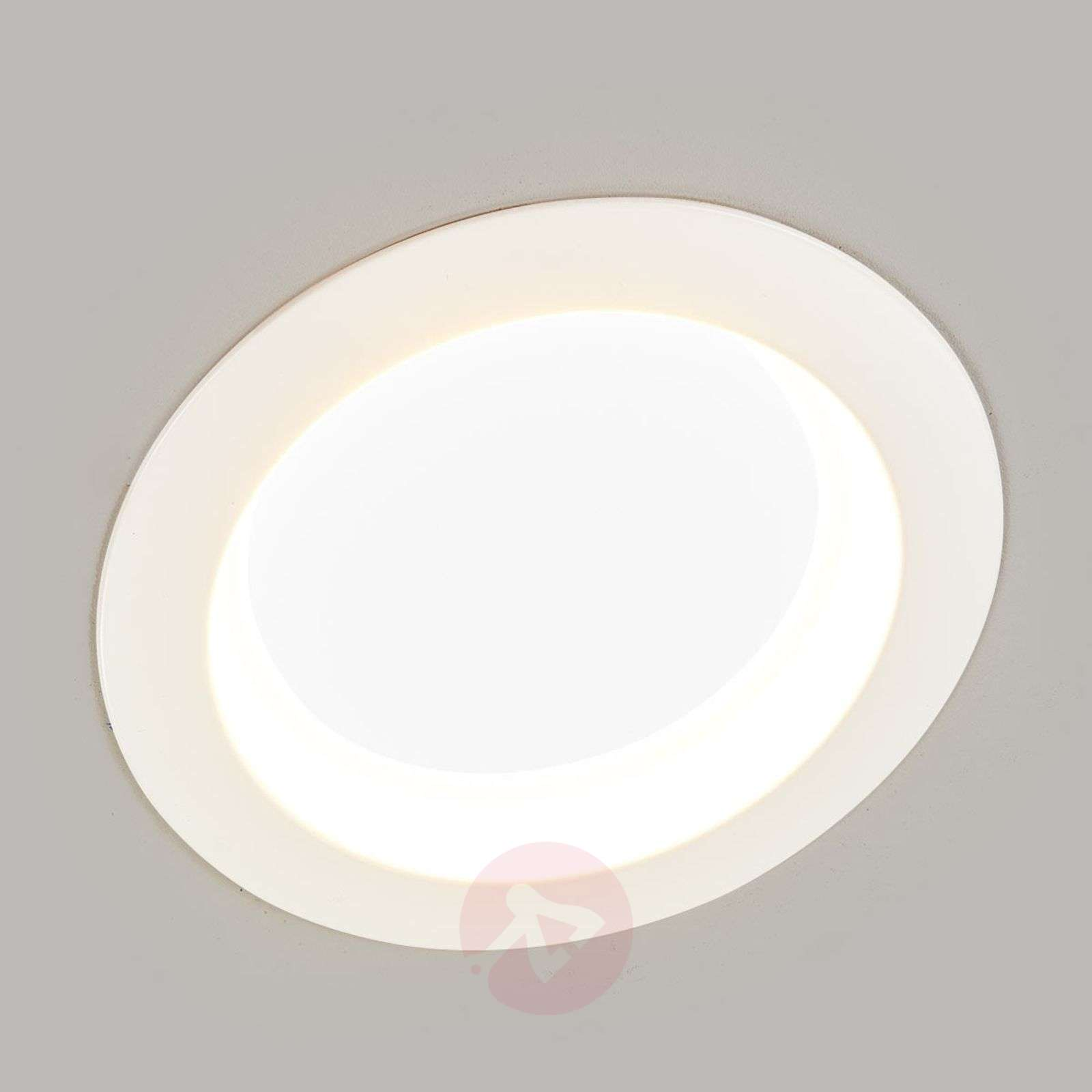 Spot encastrable LED Piet, 12 W couleur réglable-9978033-011