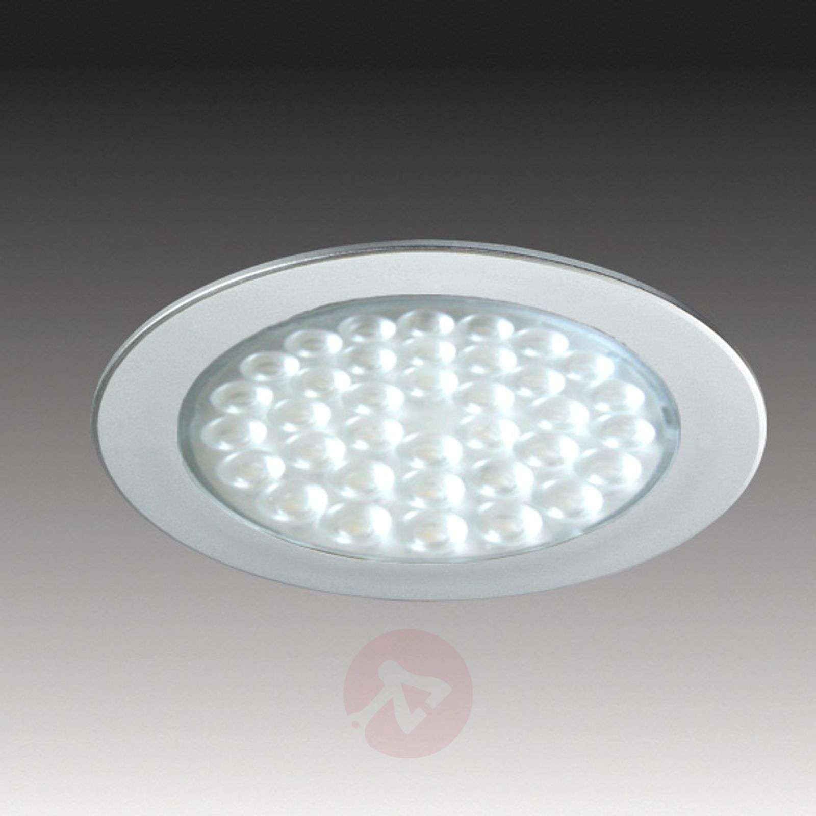 Spot encastrable R 68-LED aspect inox-4514047-01