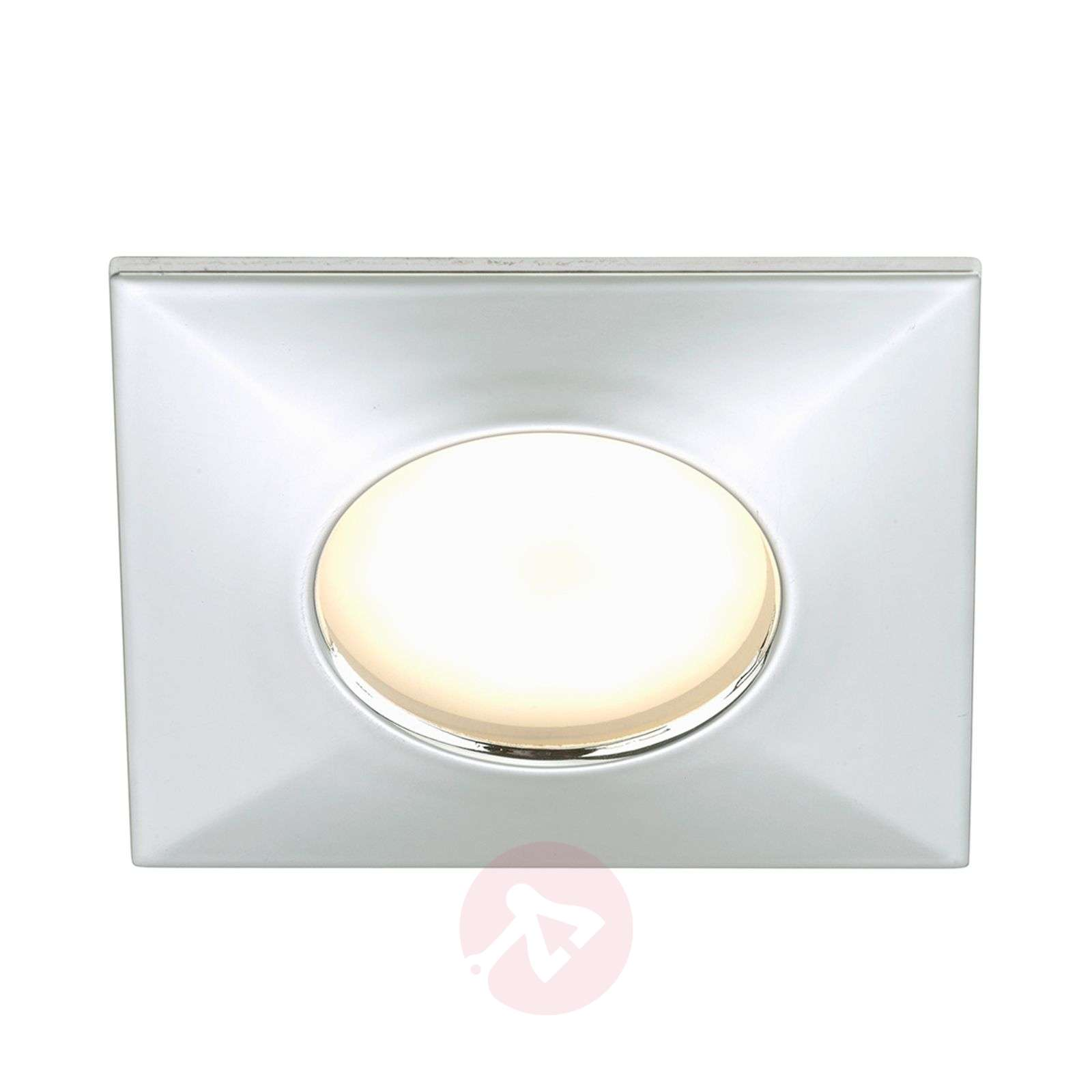 Spot encastré LED Luca IP44 nickel-1510233X-07