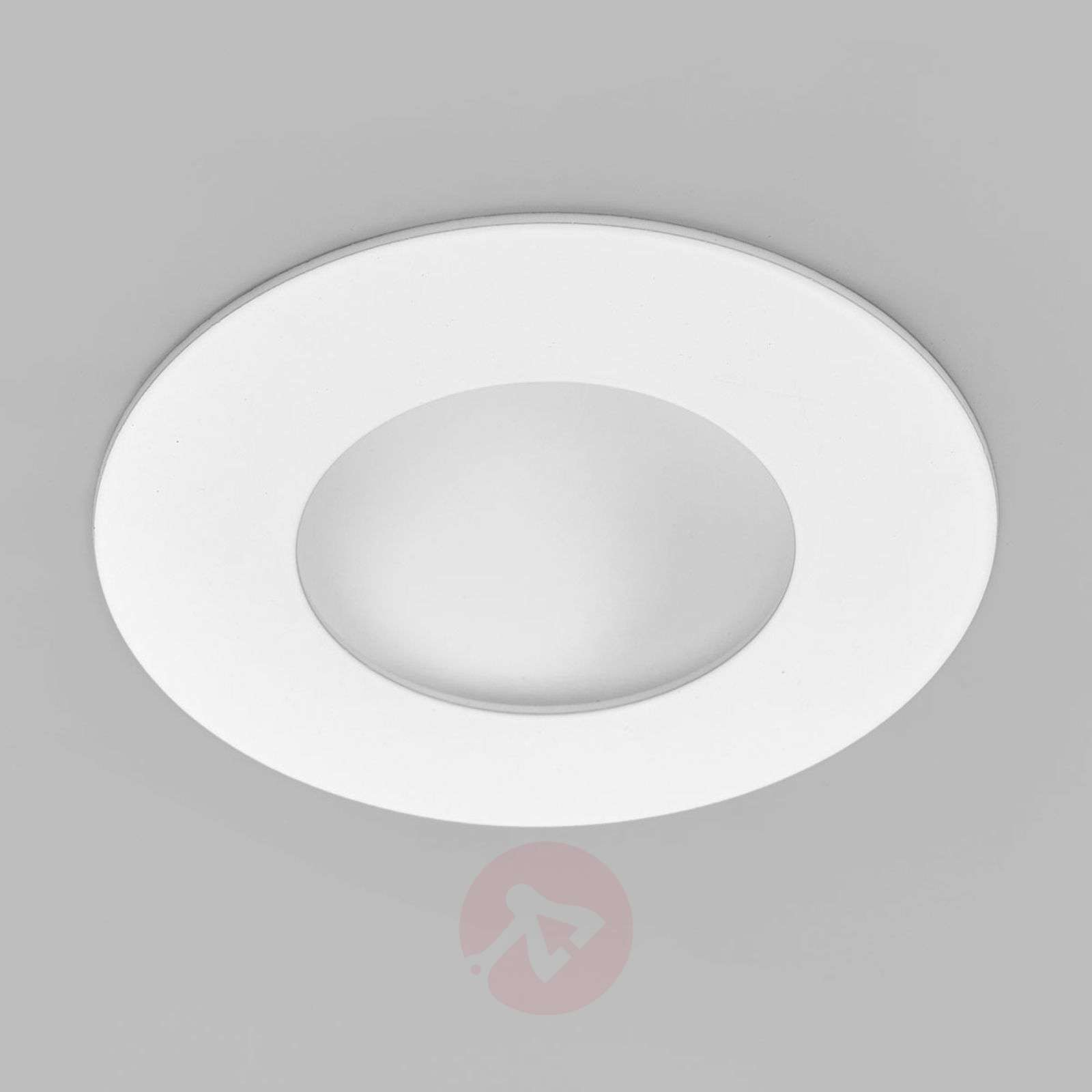 Spot encastré LED Orbita, blanc chaud, set de 3-3057045-01