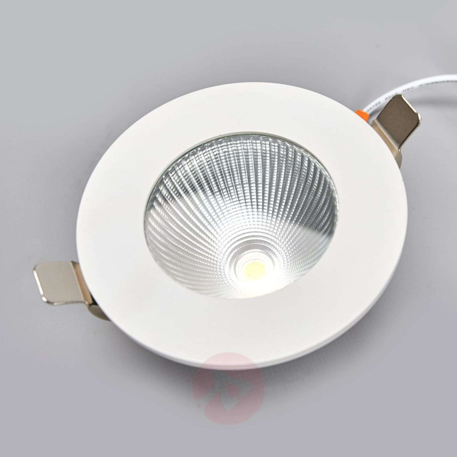 Spot LED encastrable Kamilla blanc, IP65-9966020-04
