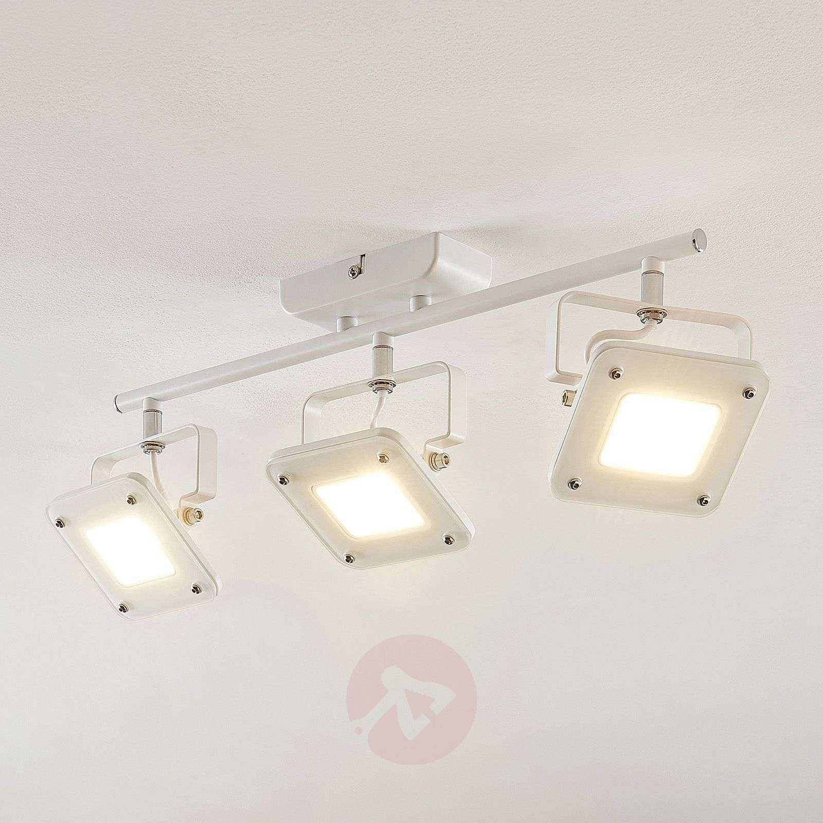 Spot pour plafond LED Juliana, dimmable, 3 lampes-9950718-03