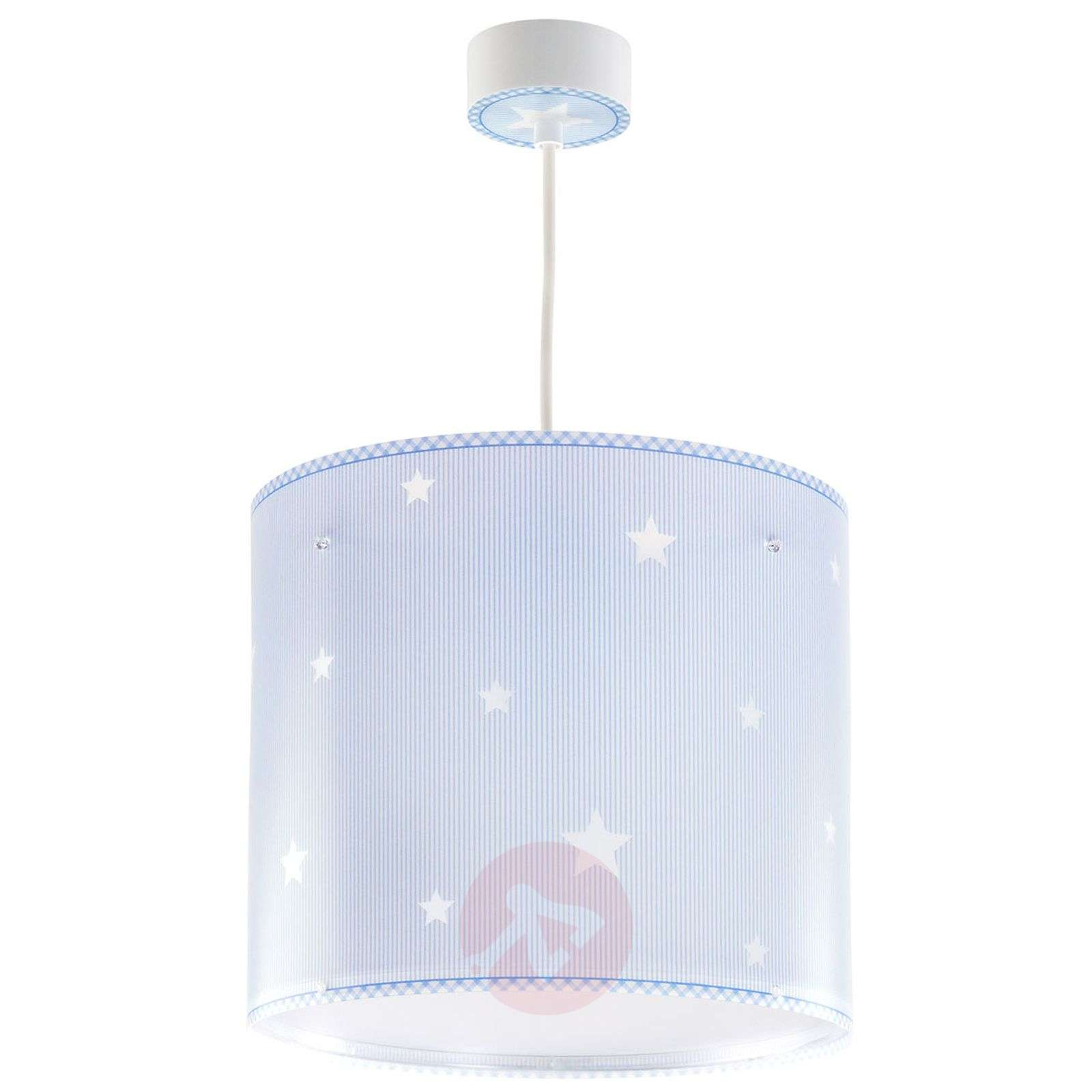 Suspension bleue Sweet dreams-2507420-01