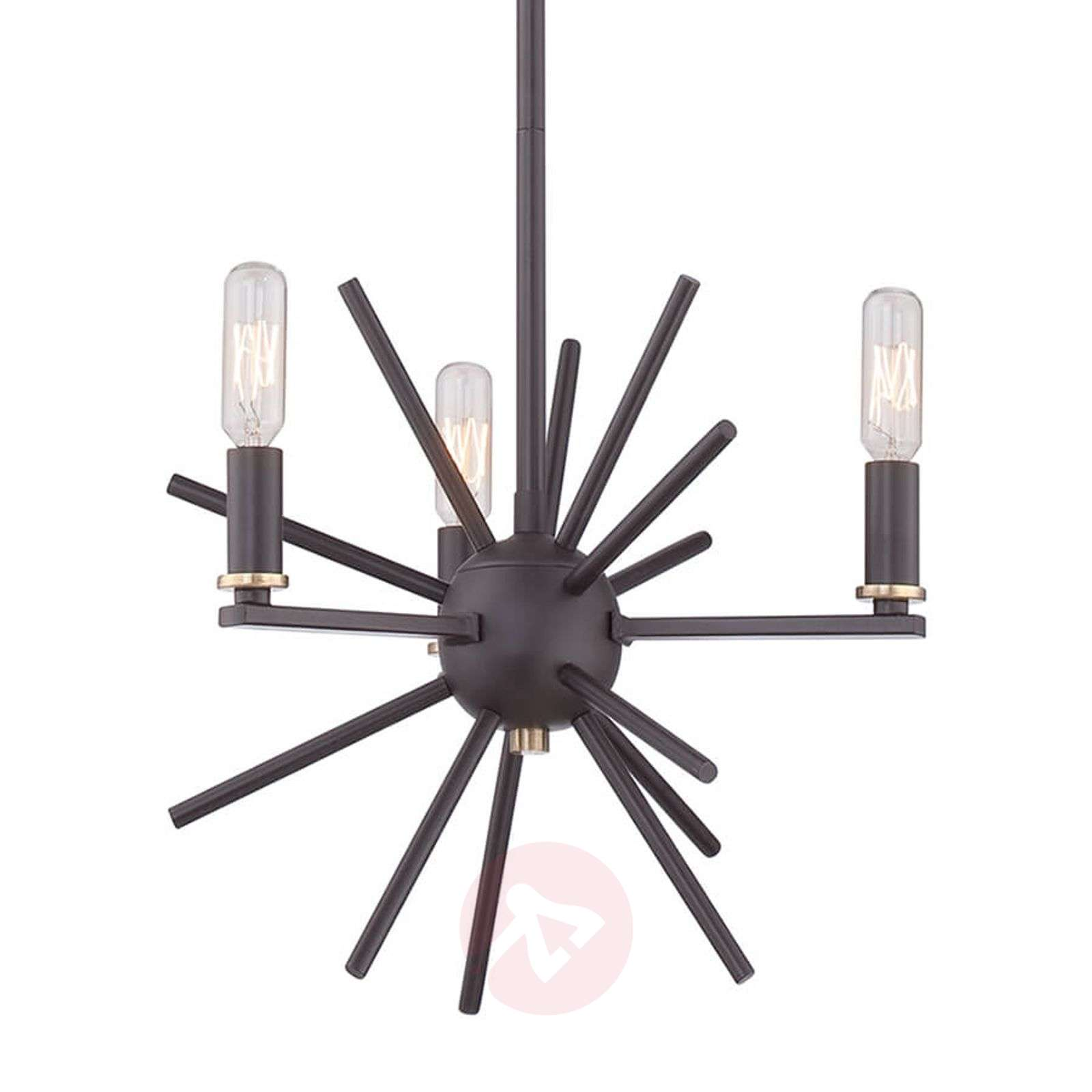 Suspension Carnegie couleur bronze-3048483-01