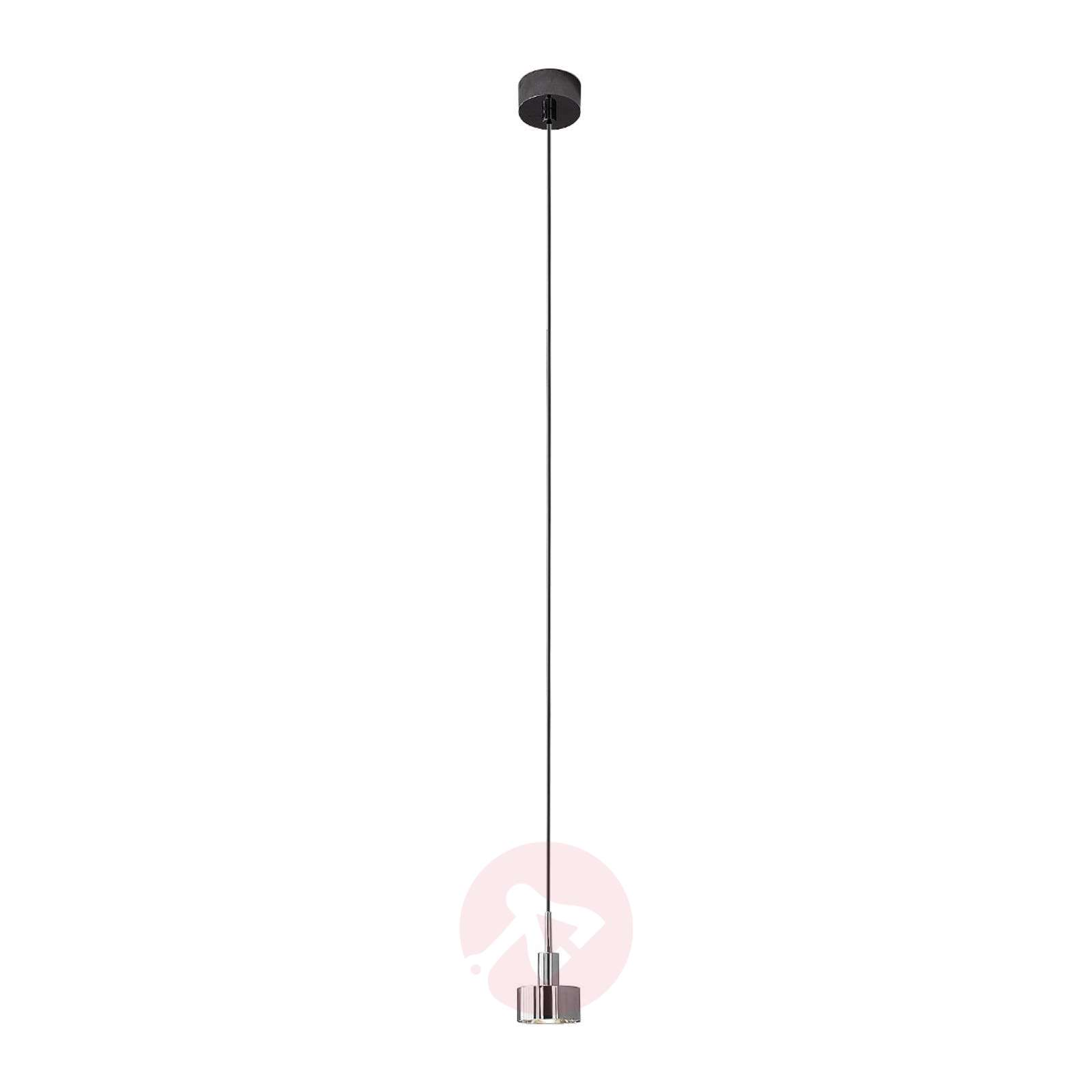 Suspension chromée AX20 à 1 lampe-1088038-01