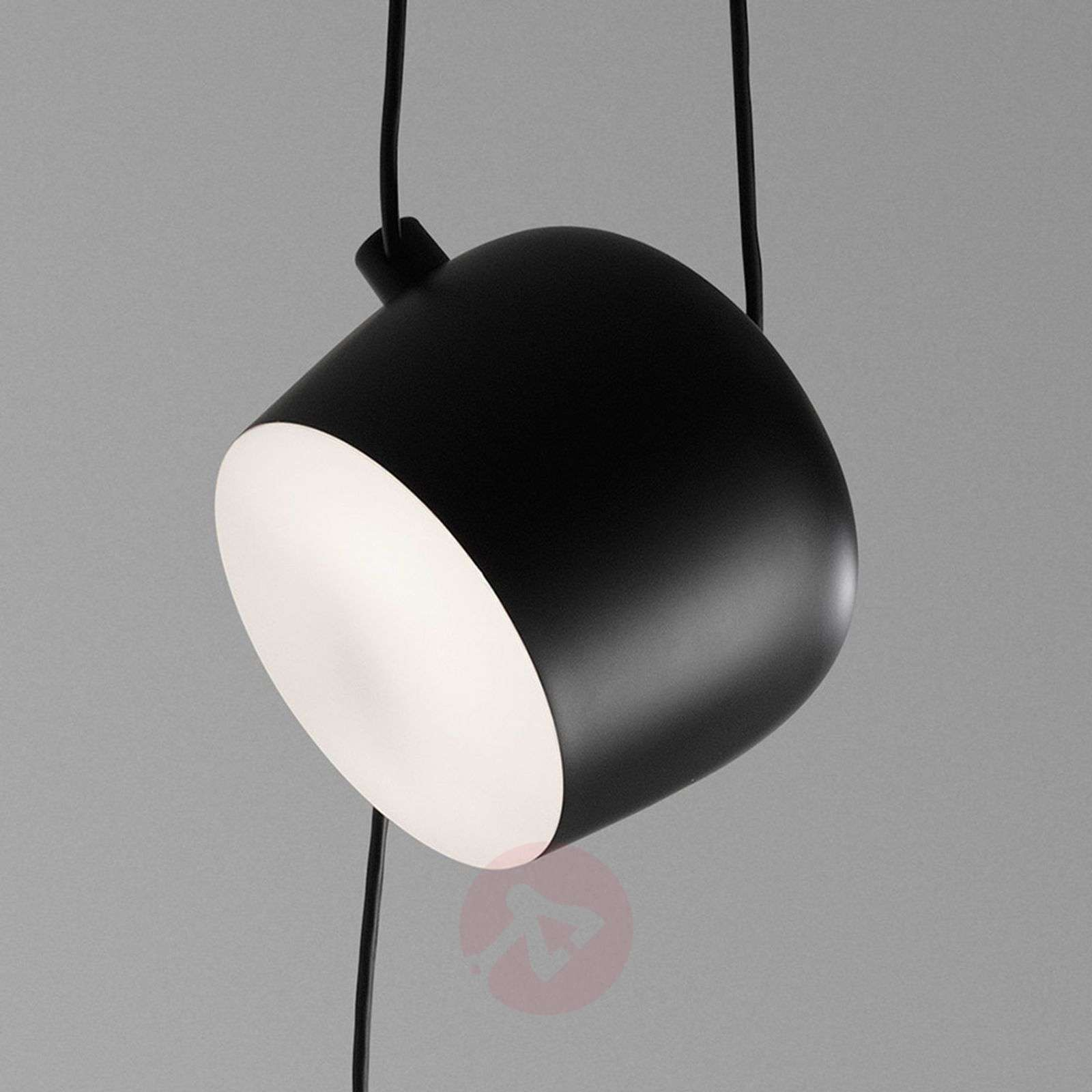 Suspension de conception FLOS Aim LED noir-3510271-07