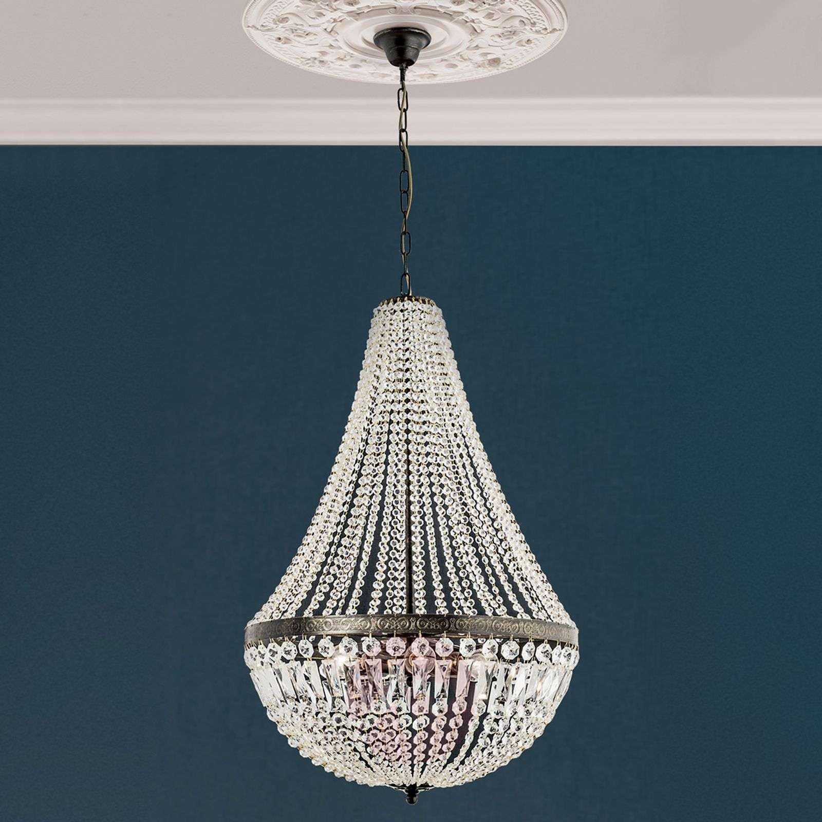 Suspension en cristal Andara 60 cm-7254717-01