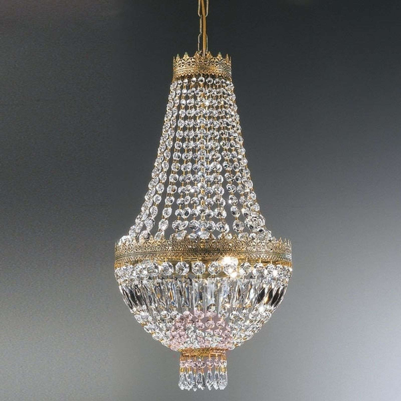 Suspension en cristal CUPOLA-5505245X-01