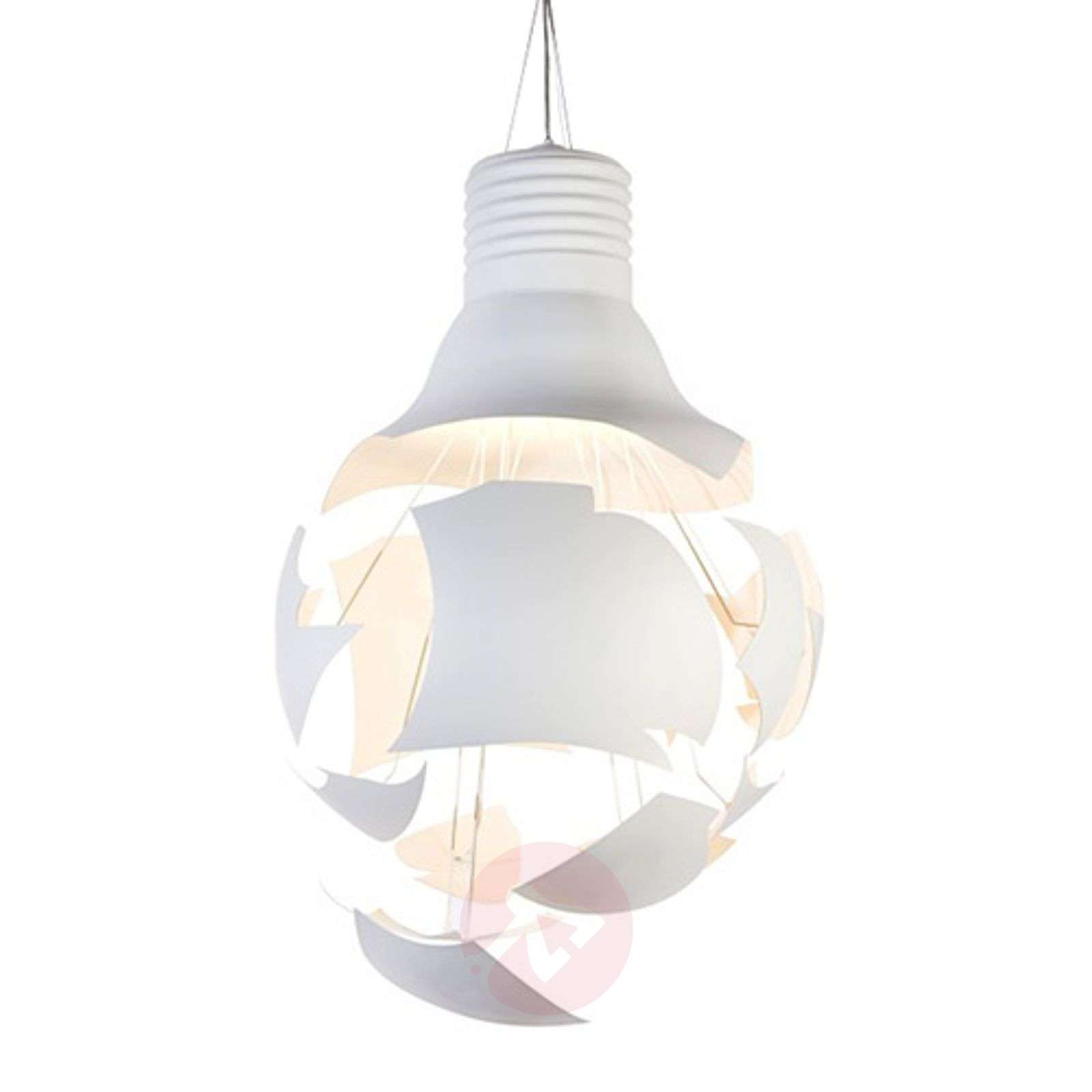 Suspension extraordinaire designer Broken Bulb-7013022-03