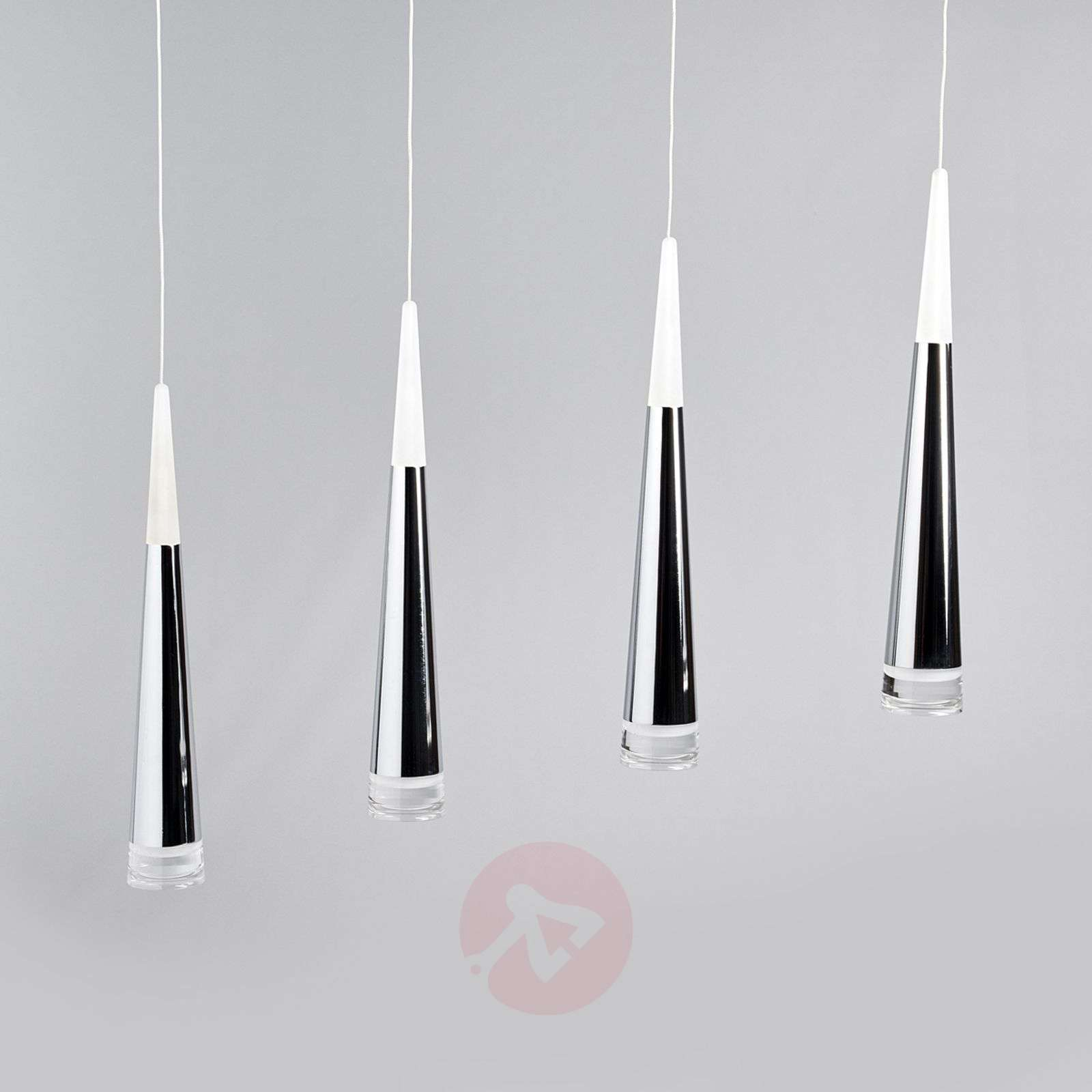 Suspension LED à quatre lampes Janne-9987052-06