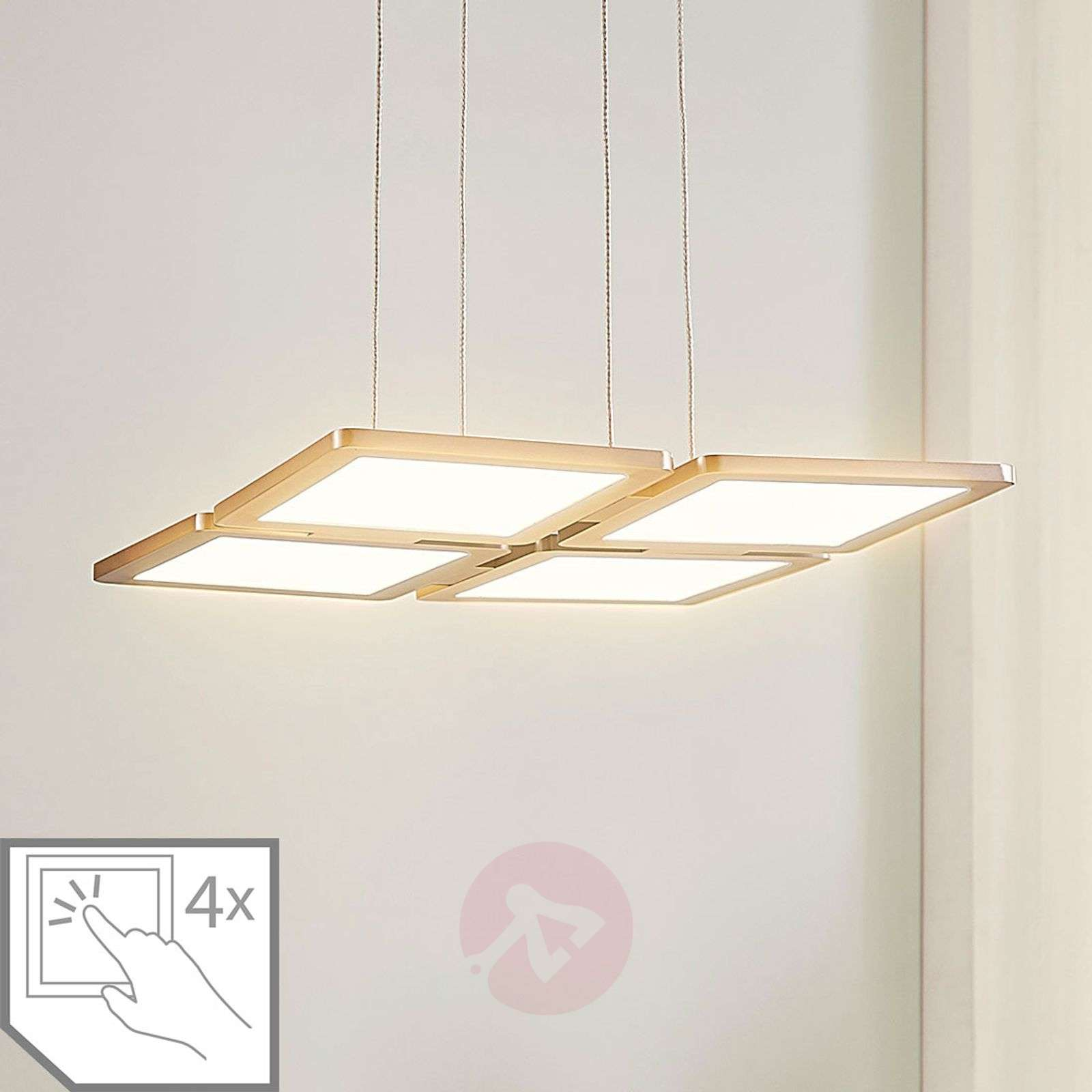 Suspension LED dimmable Elian-9621434-01