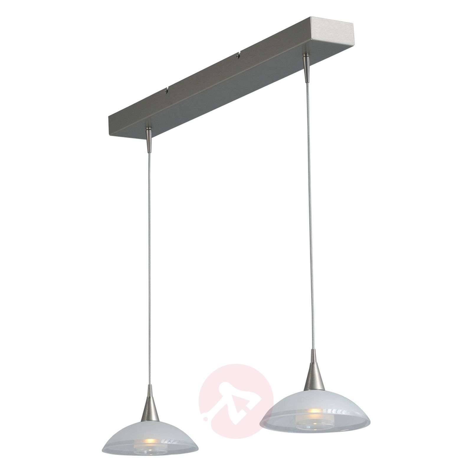 2 Suspension Moderne MelaniÀ Lampes Led 3q5RLAjc4