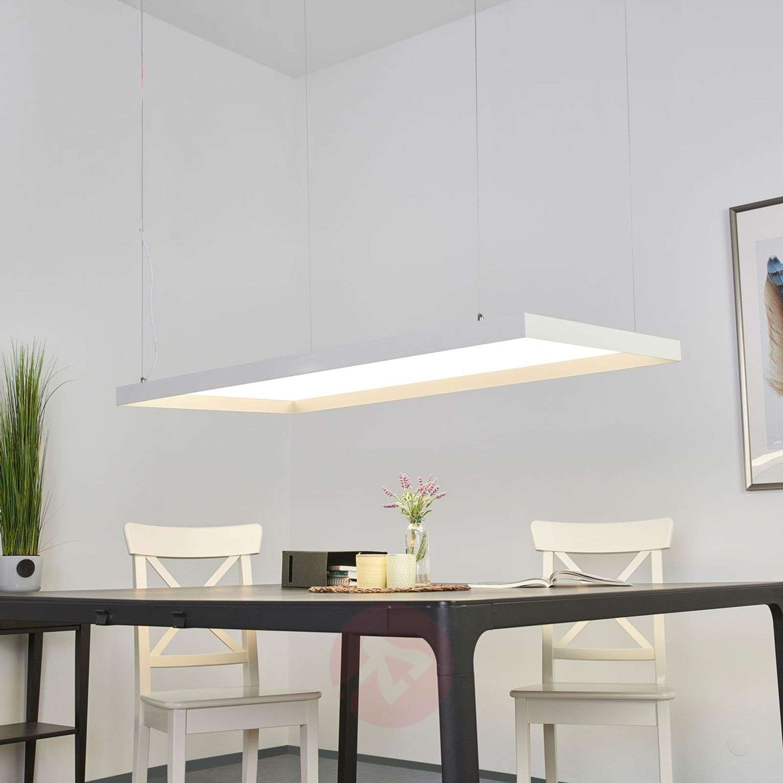 Agreable Suspension LED Office Daryl, éclairage Puissant 9956023 01 ...