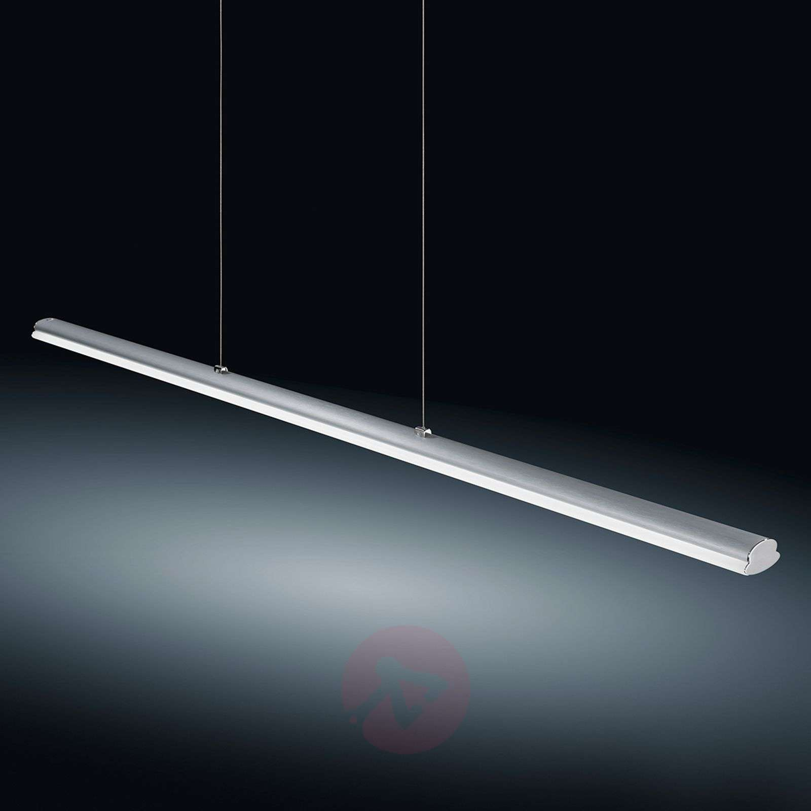 Suspension LED Venta nickel mat, 116,5 cm, 22 W-4516407-01