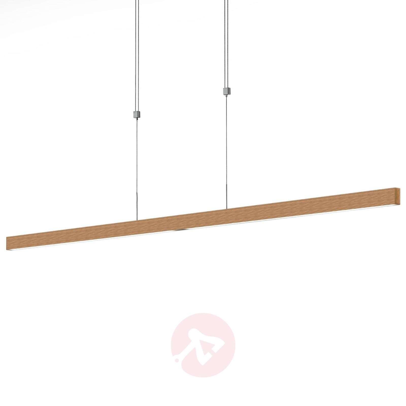 Suspension Pia capteur, look bois naturel-4002696-01