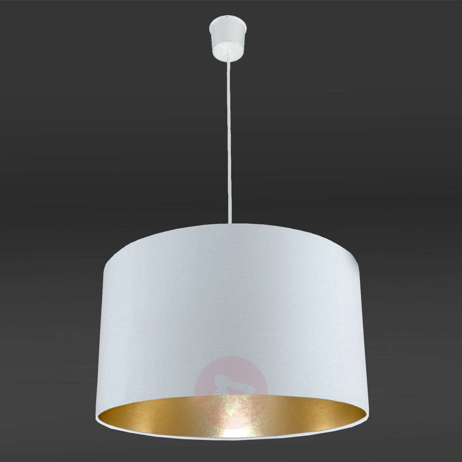 Suspension stockholm blanche int rieur dor for Suspension interieur