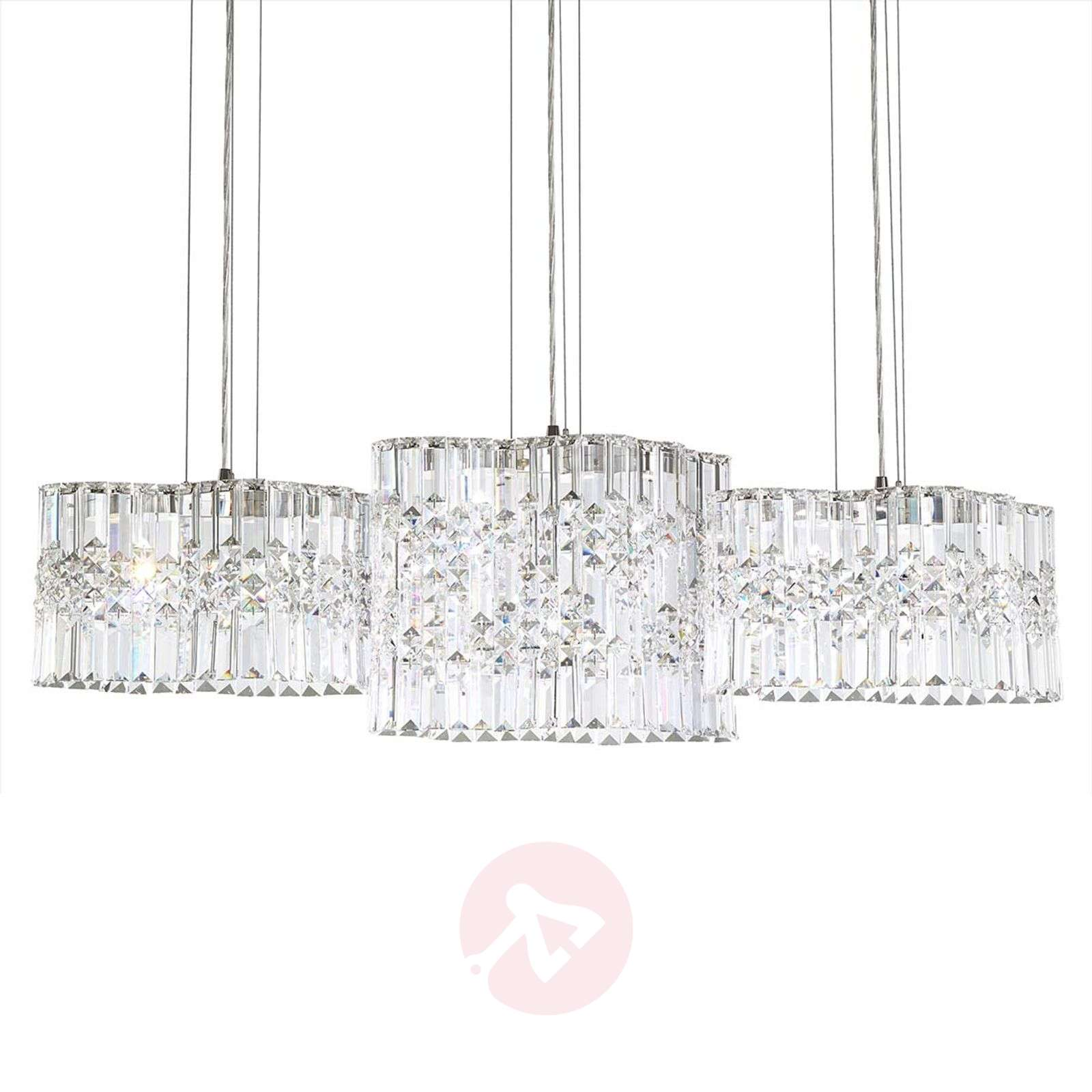Swarovski Selene suspension LED cristal, 100 cm-8578094-01