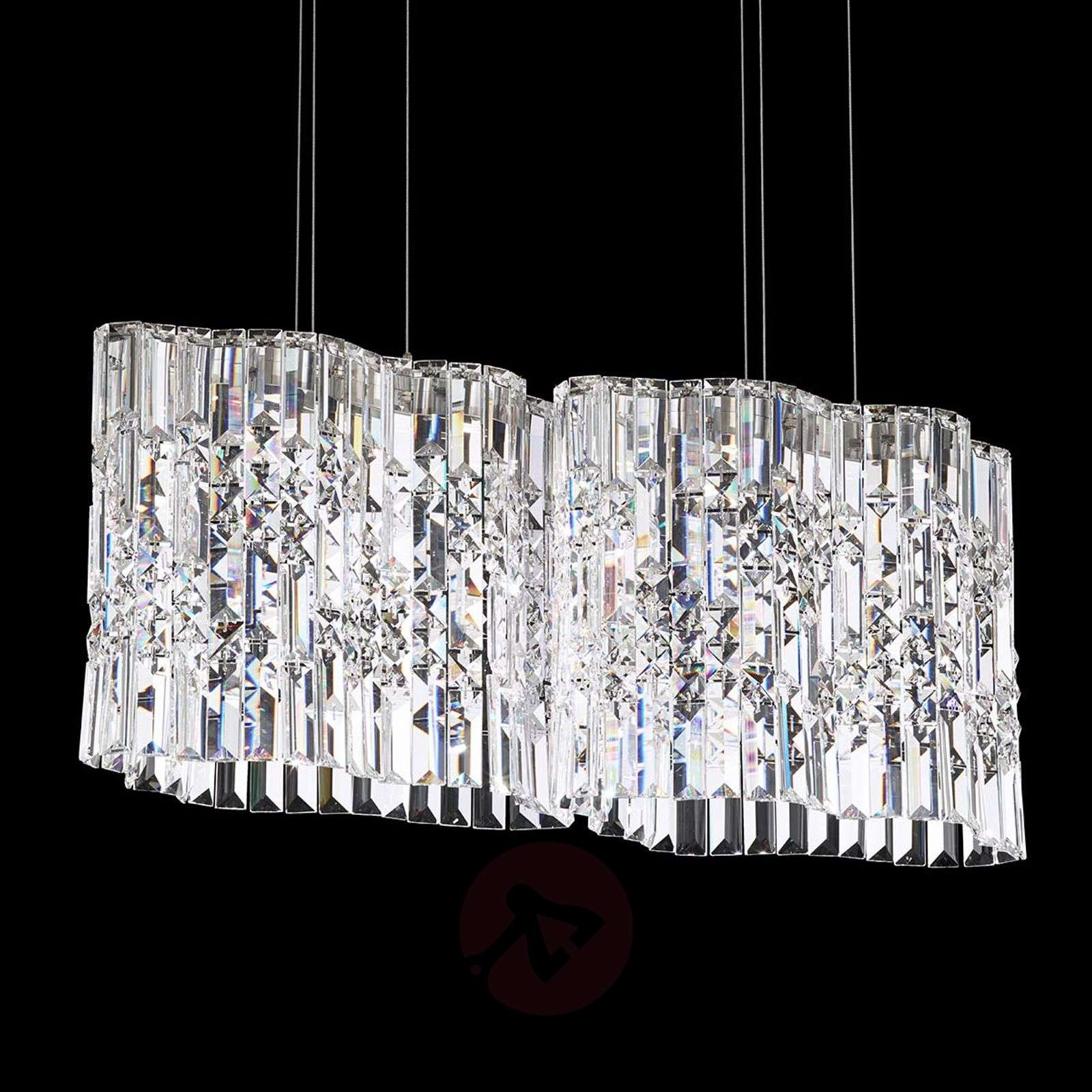 Swarovski Selene suspension LED cristal, 69 cm-8578095-01