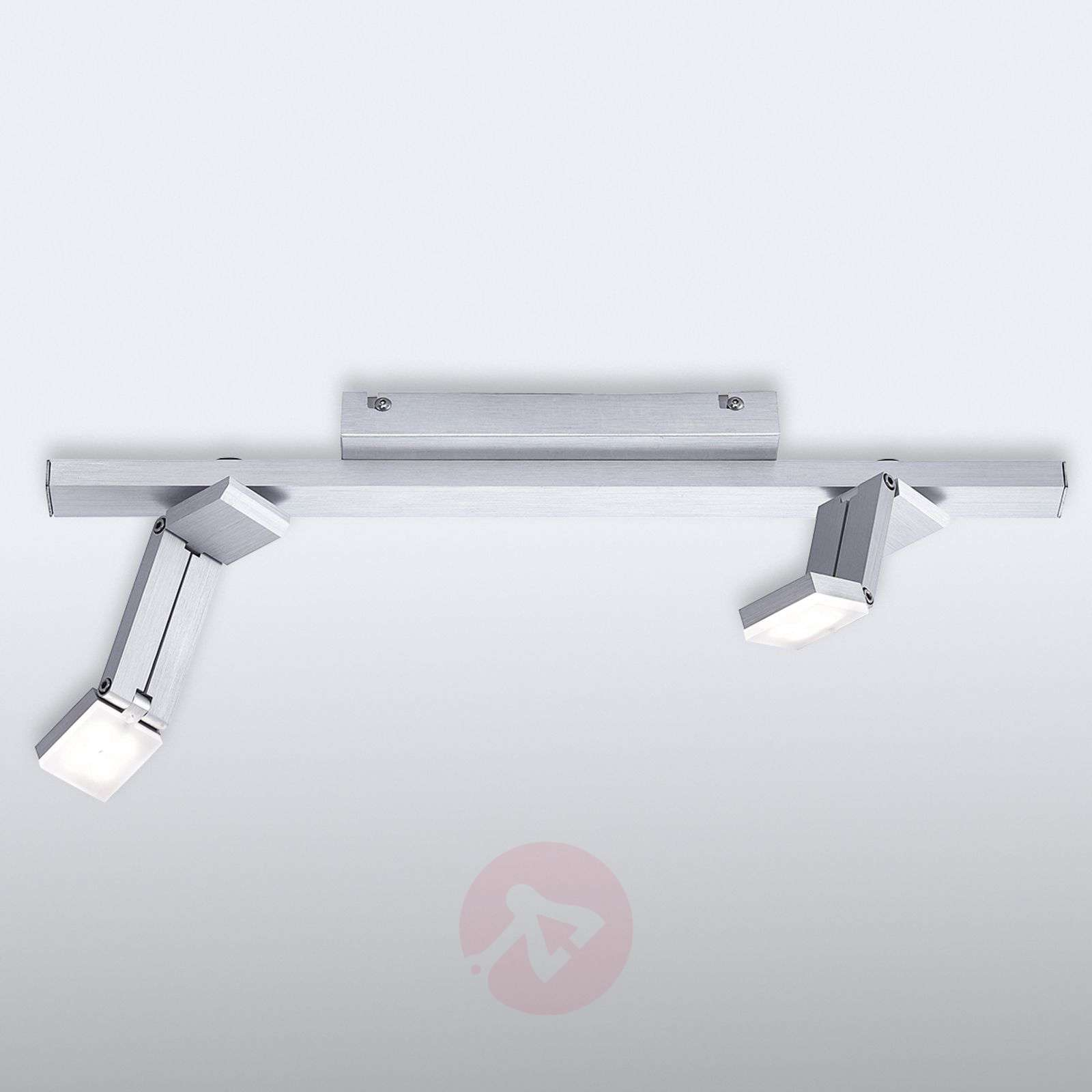 Transform Plafonnier LED 2 lampes, dimmable-7610522-01