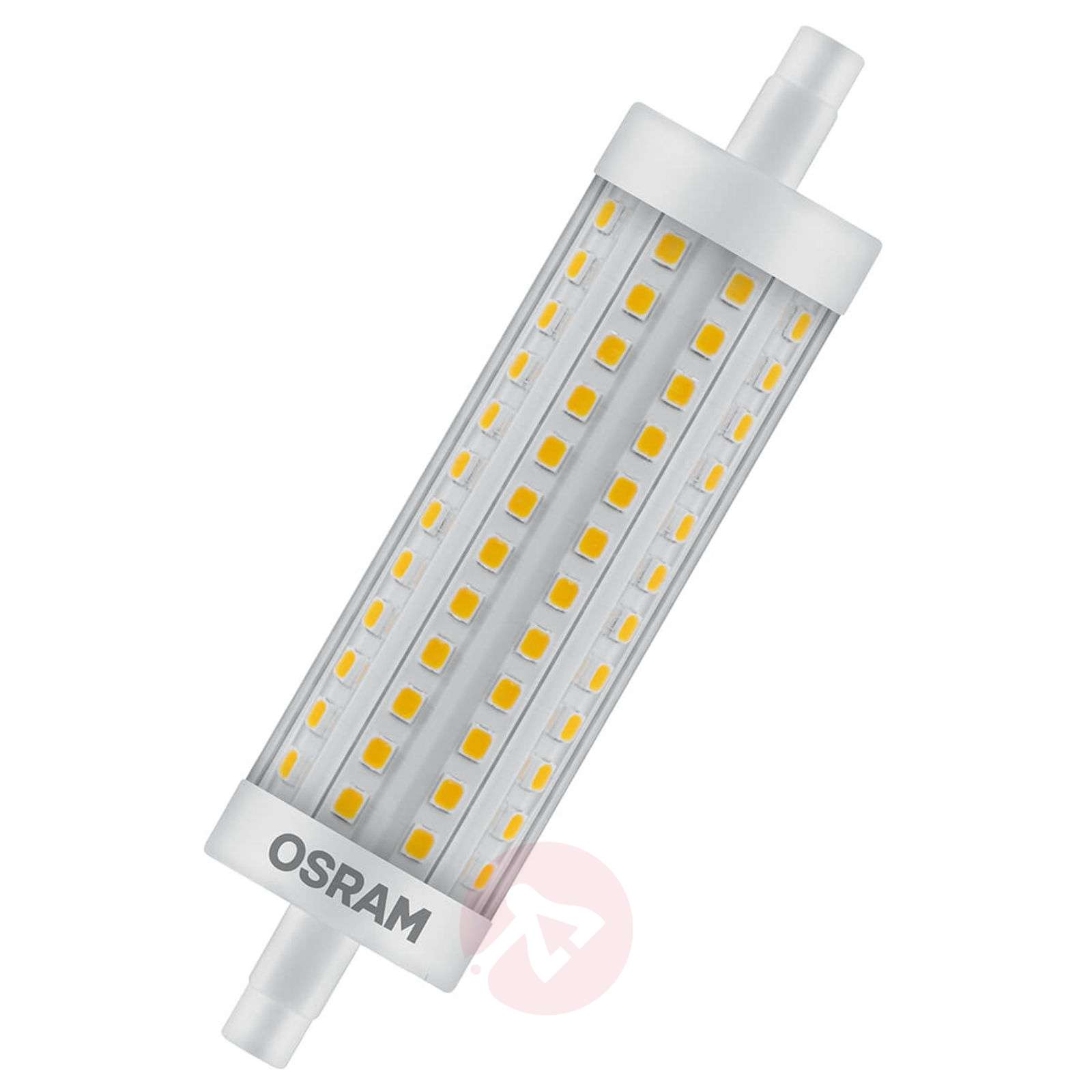 Tube LED R7s 15W, blanc chaud, dimmable-7262073-01