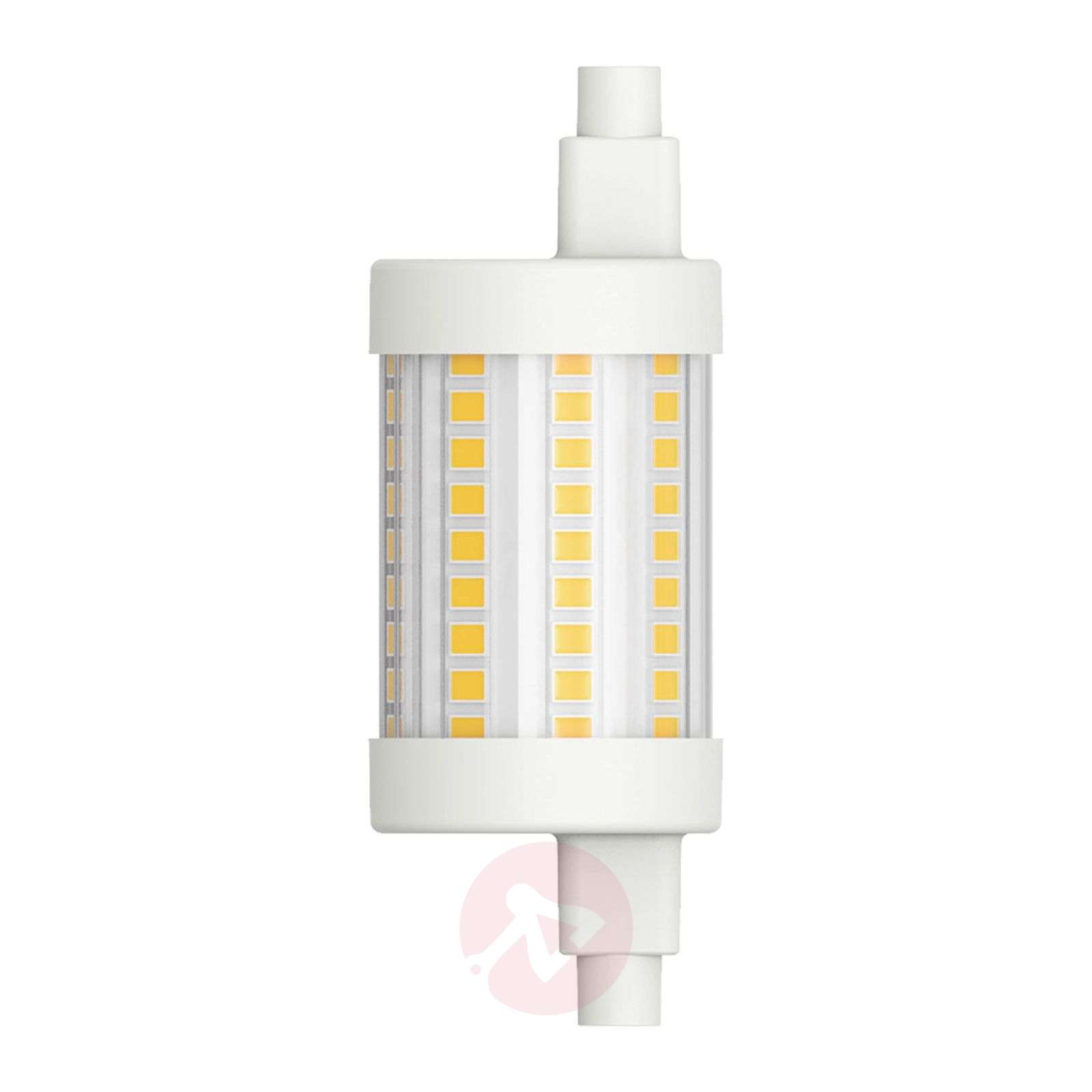 Tube LED R7s 78,3 mm 8 W blanc chaud-6520304-01