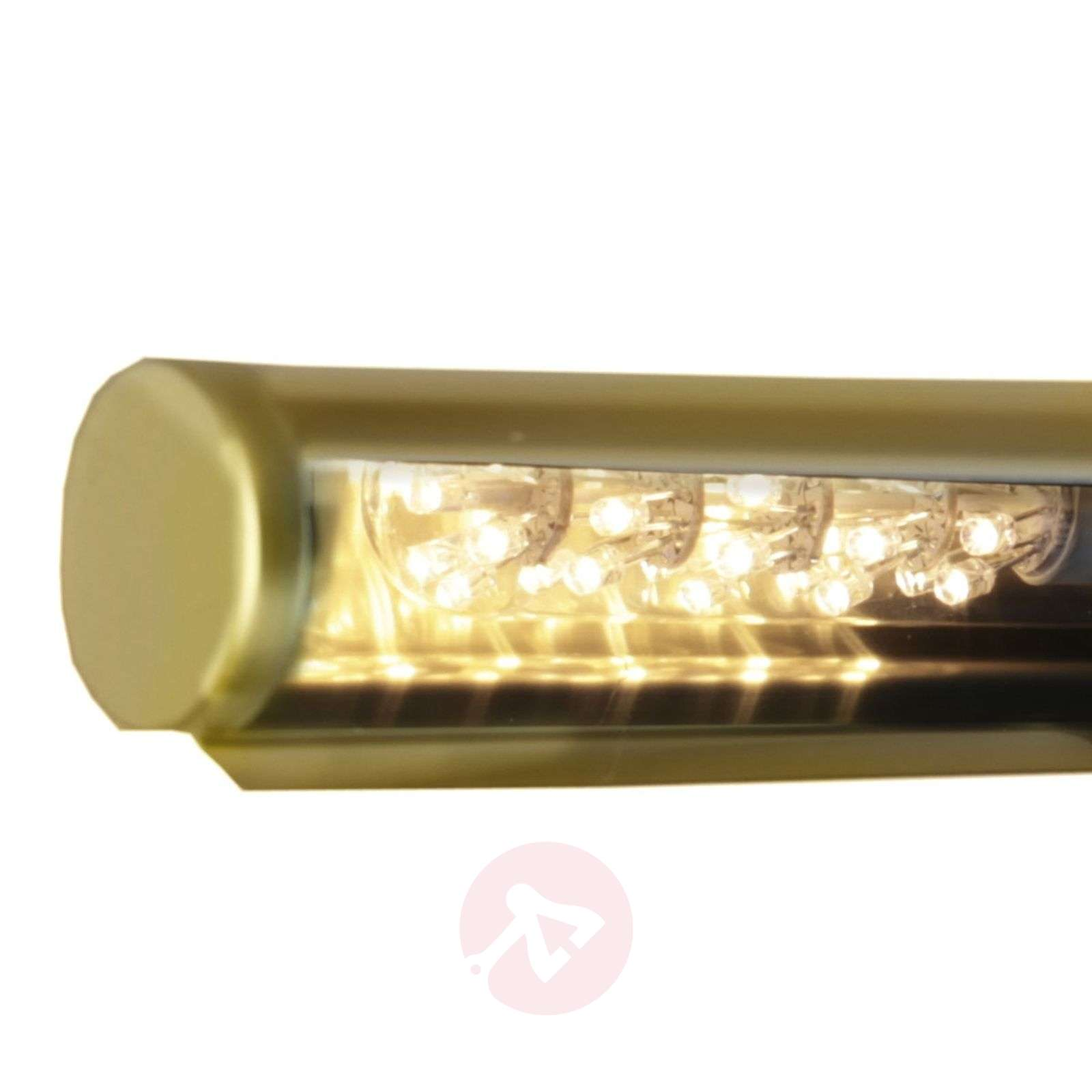 Tube lumineux LED transparent E14 1,5W blanc chaud-1522282-01
