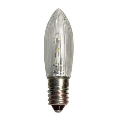 3 LED E10 de rechange bougie 0,2W 10-55V-1522312-31