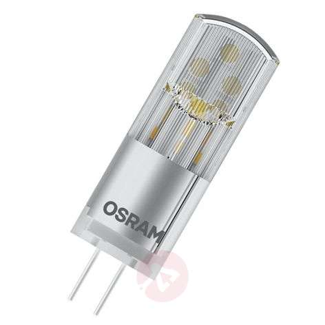 Ampoule à broches LED G4 2,4W, blanc chaud, 300 lm