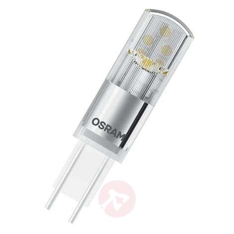 Ampoule broches LED 300° GY6 2,4W blanc chaud300lm